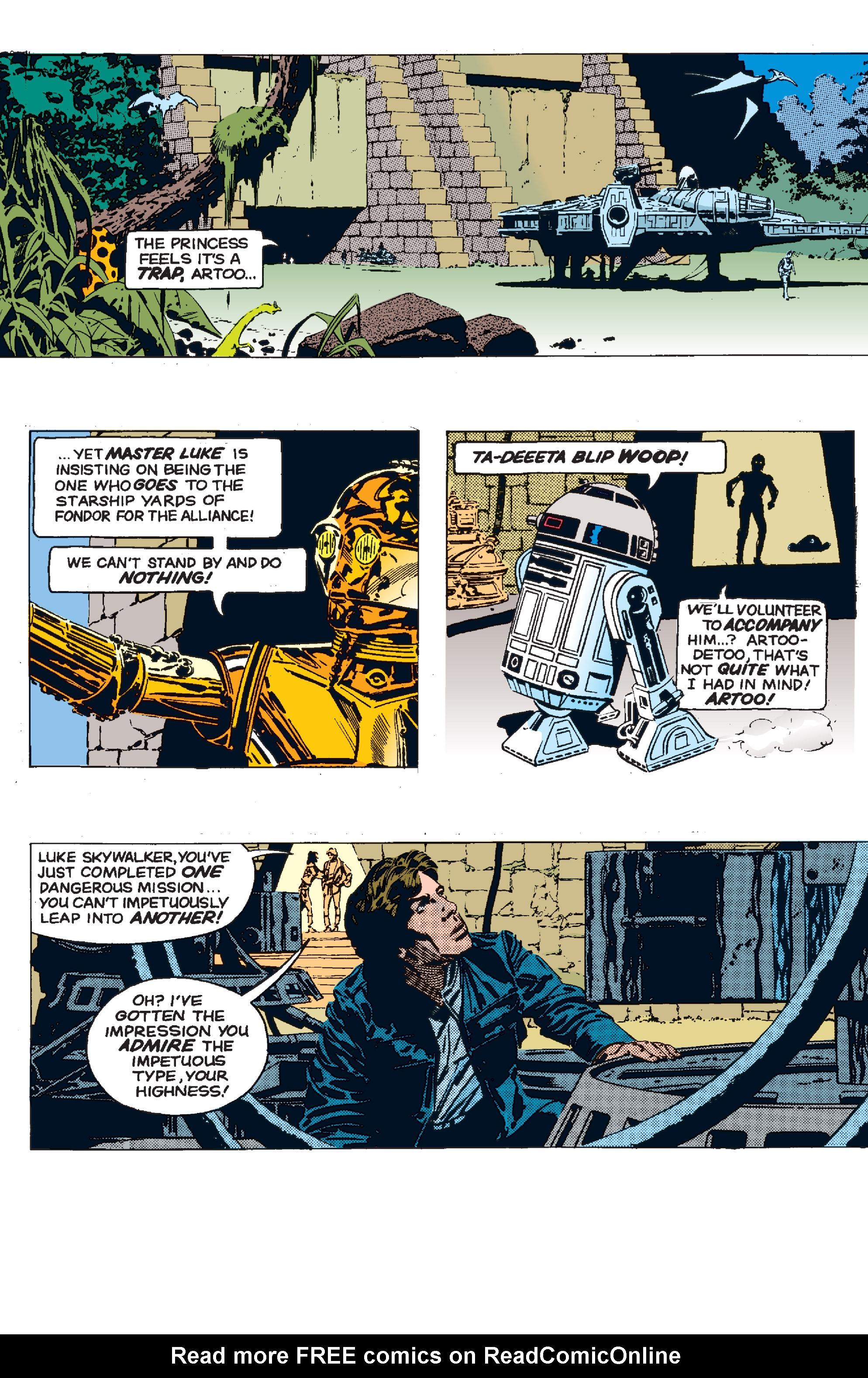 Classic Star Wars #3 #3 - English 5