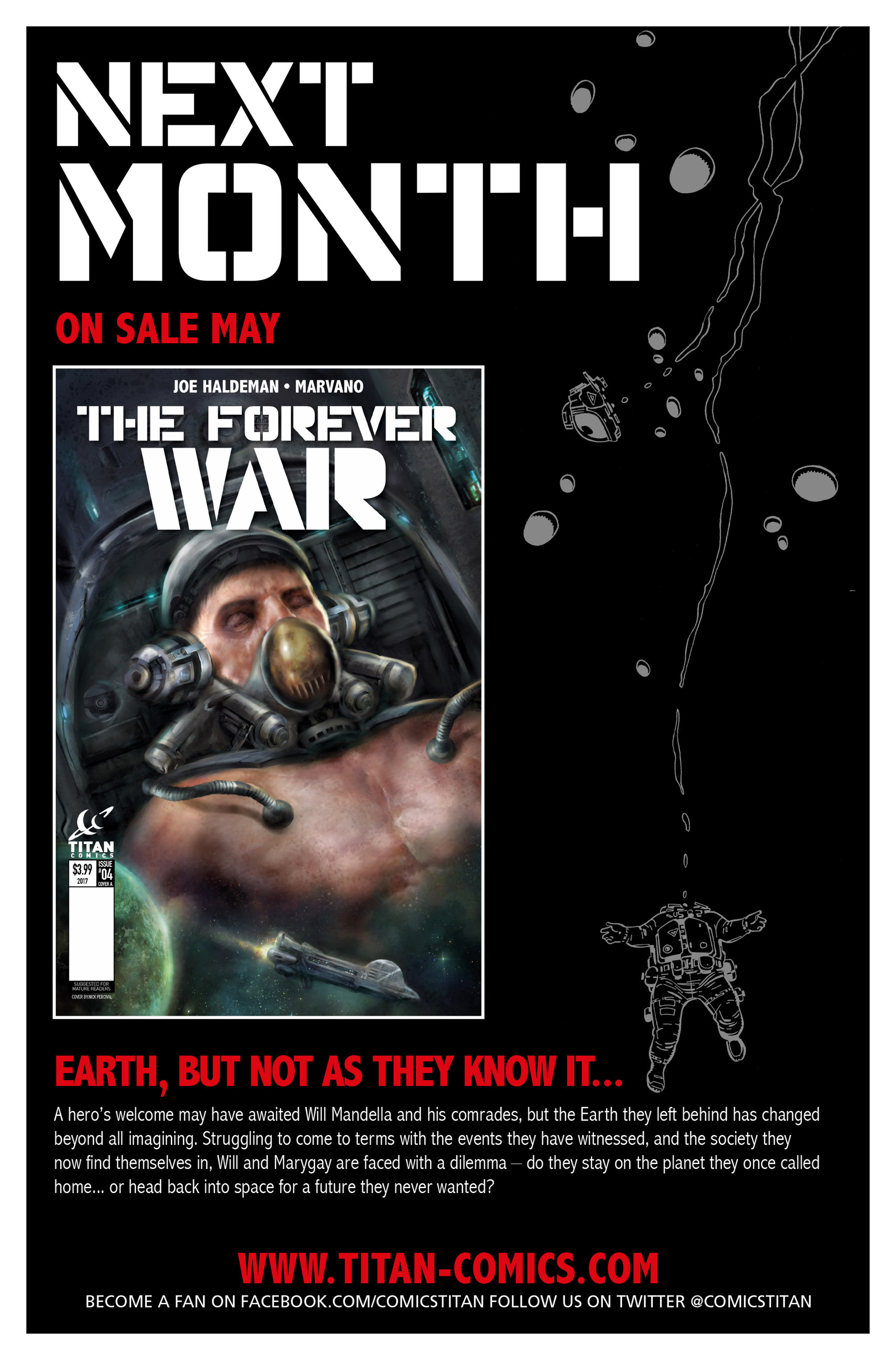 The Forever War (2017) #3 #4 - English 29