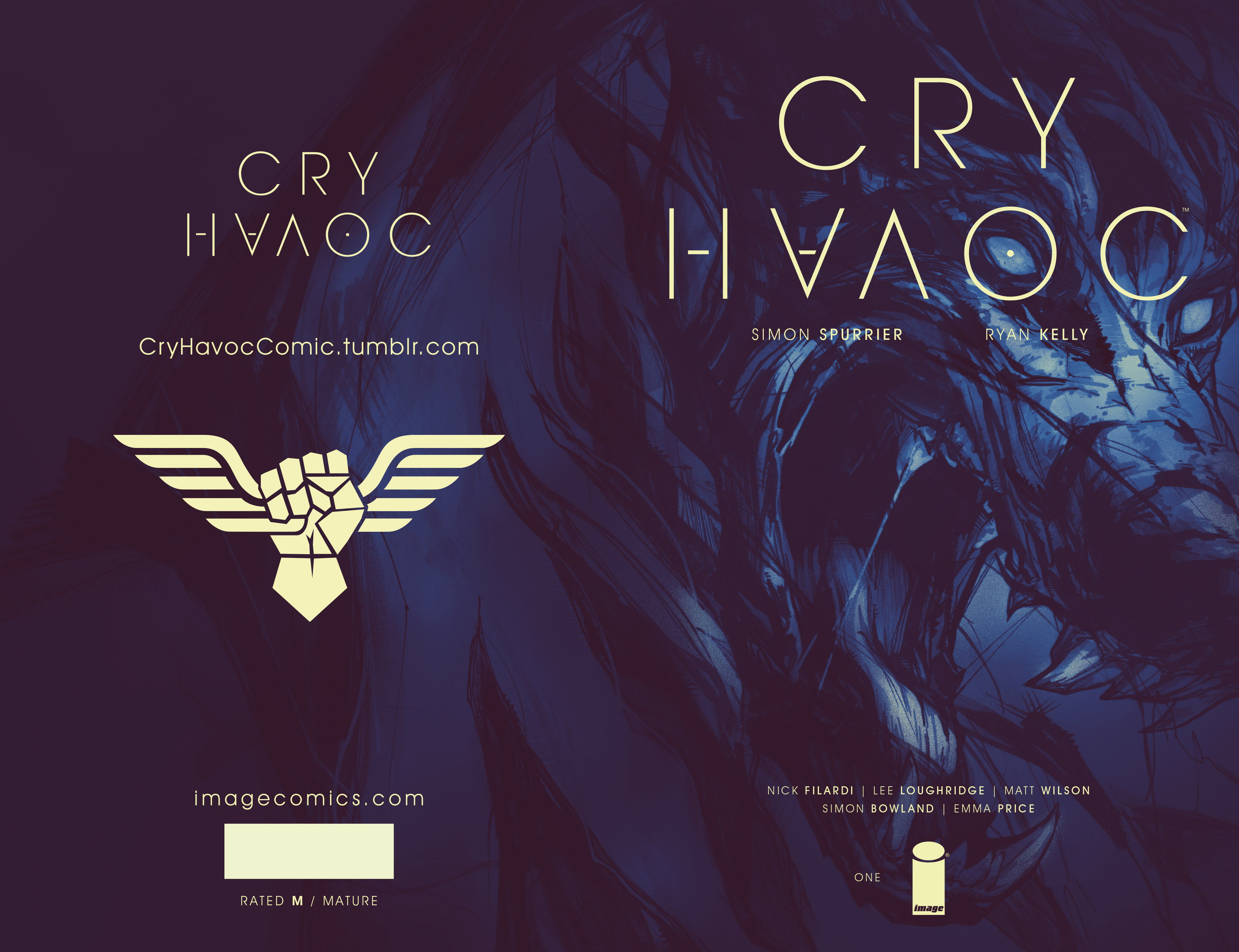 Cry Havoc 1 Page 1