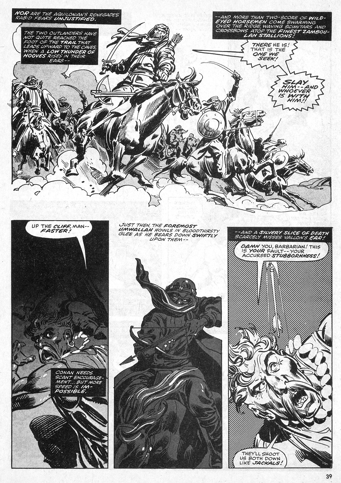 The Savage Sword Of Conan Issue #28 #29 - English 39
