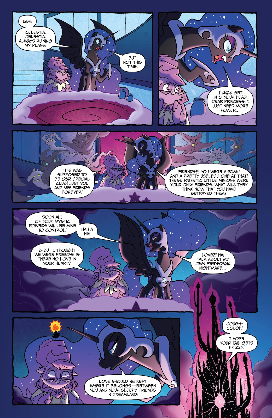 My Little Pony: Fiendship is Magic Issue #4 #4 - English 16