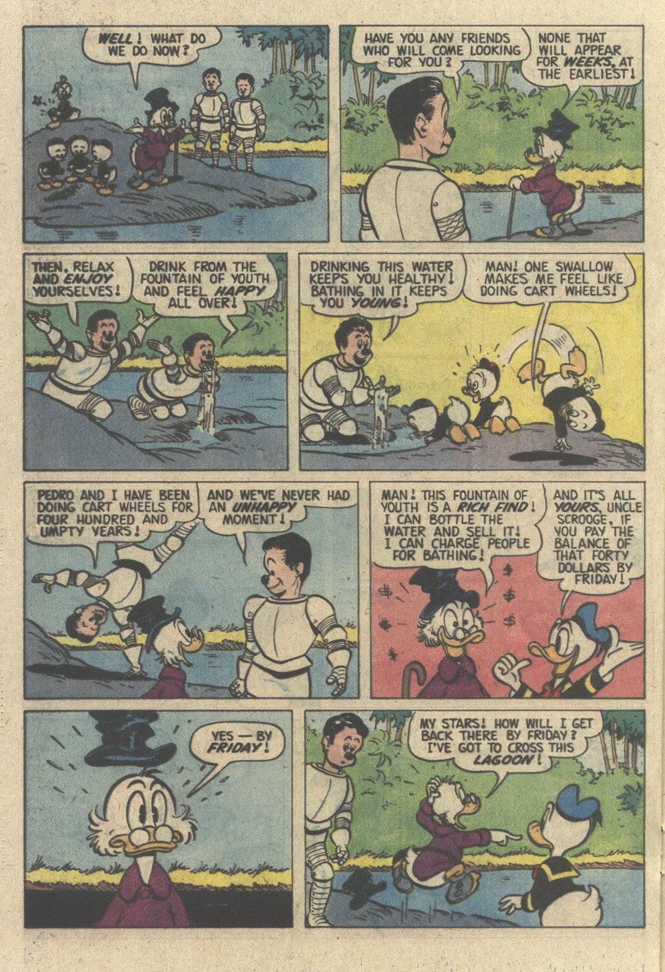 Uncle Scrooge (1953) Issue #32 #32 - English 18