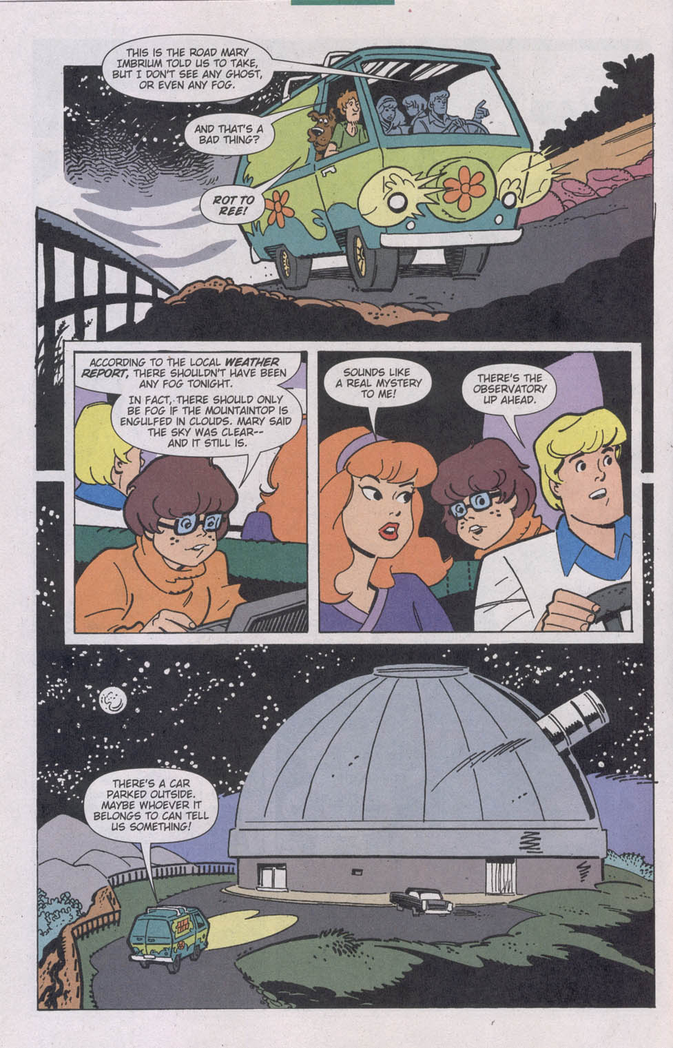 Read online Scooby-Doo (1997) comic -  Issue #77 - 6