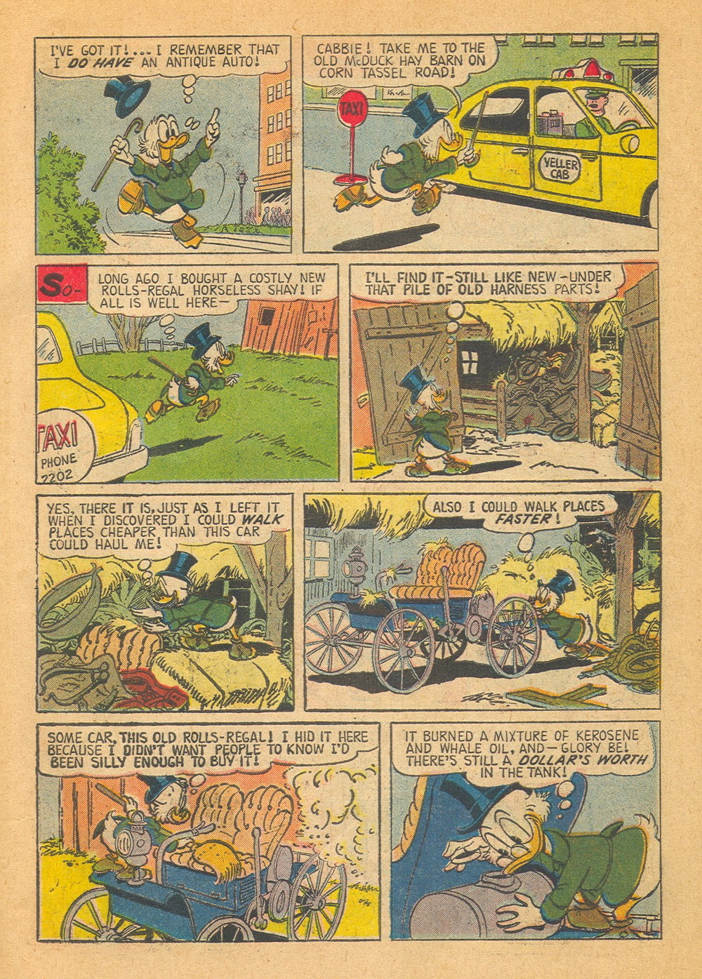 Uncle Scrooge (1953) Issue #34 #34 - English 27