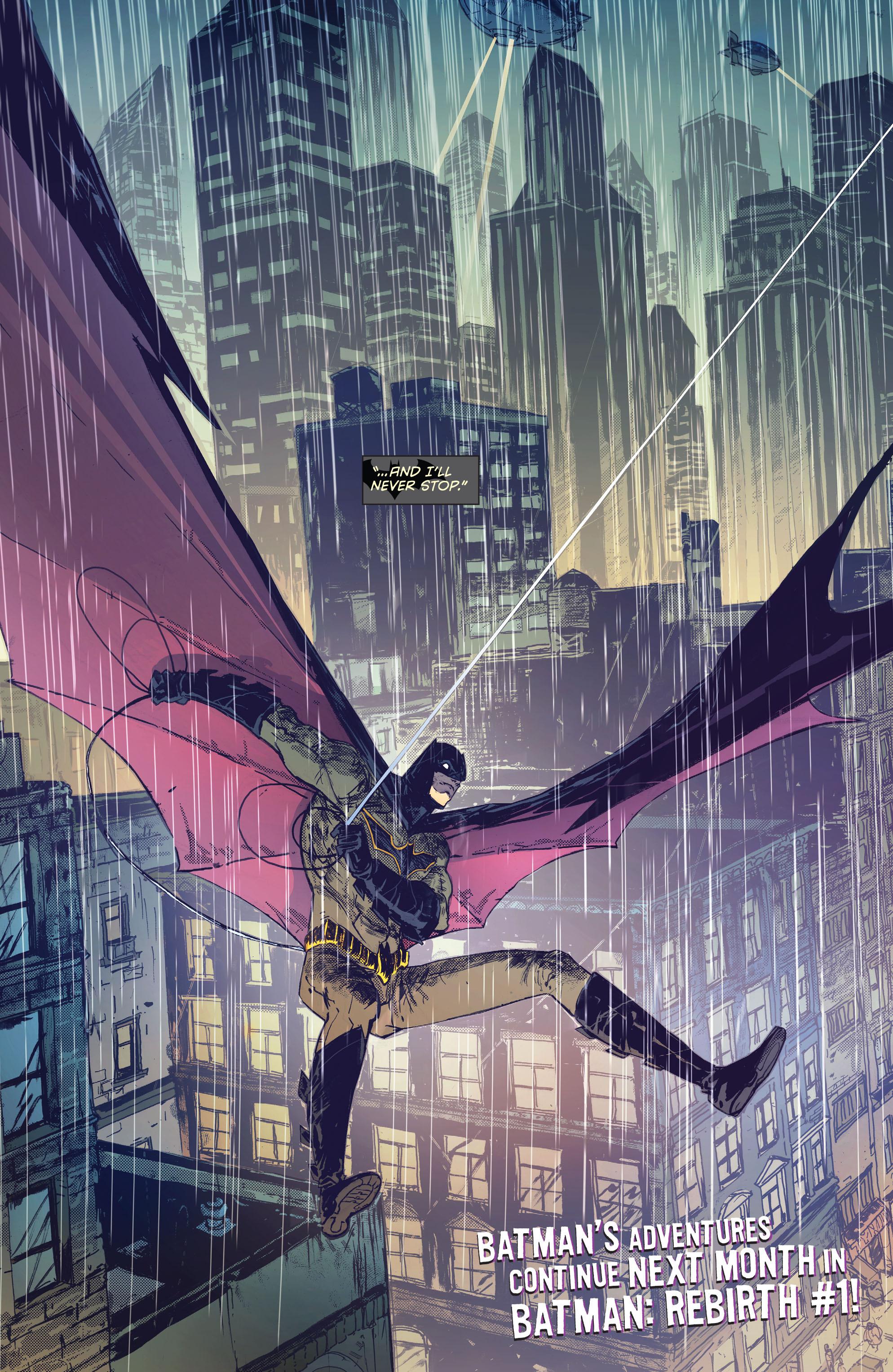 Batman (2011) #52 #75 - English 22