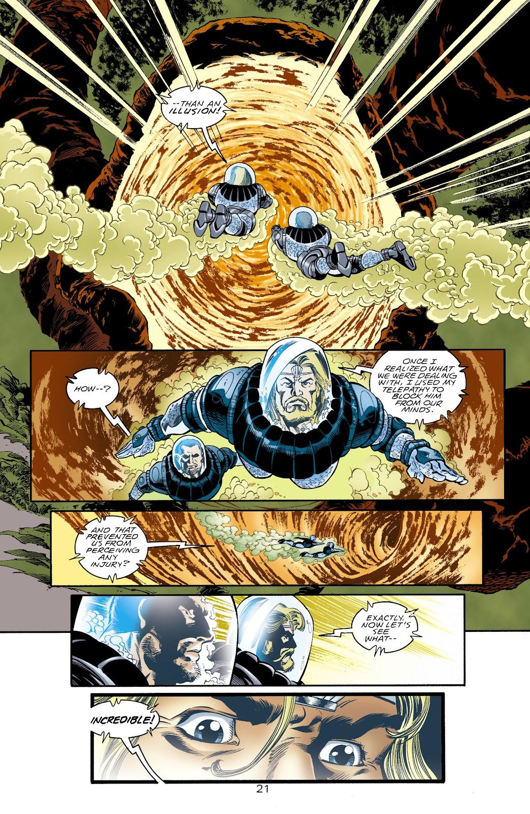 Aquaman (1994) Issue #74 #80 - English 21