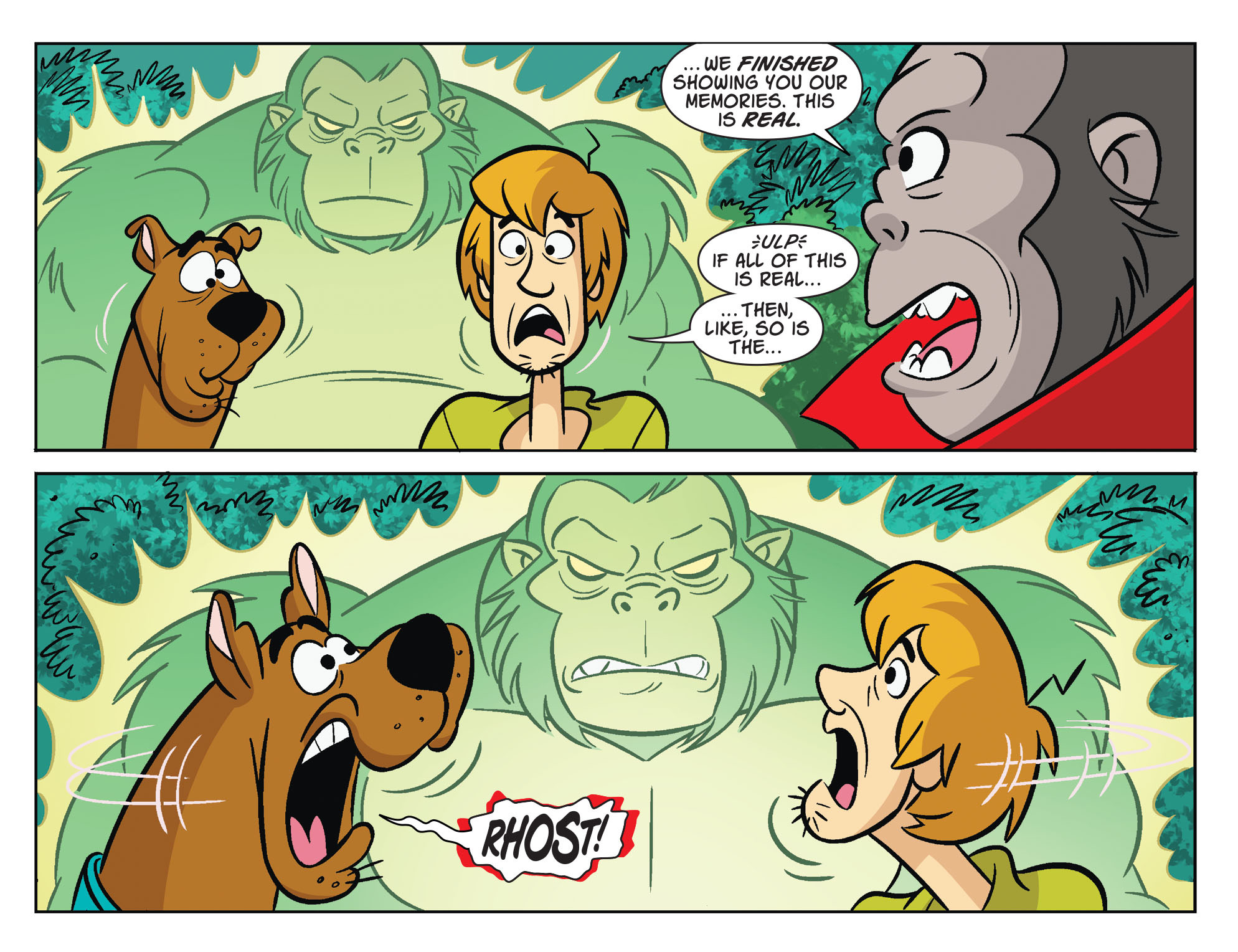 Read online Scooby-Doo! Team-Up comic -  Issue #30 - 12