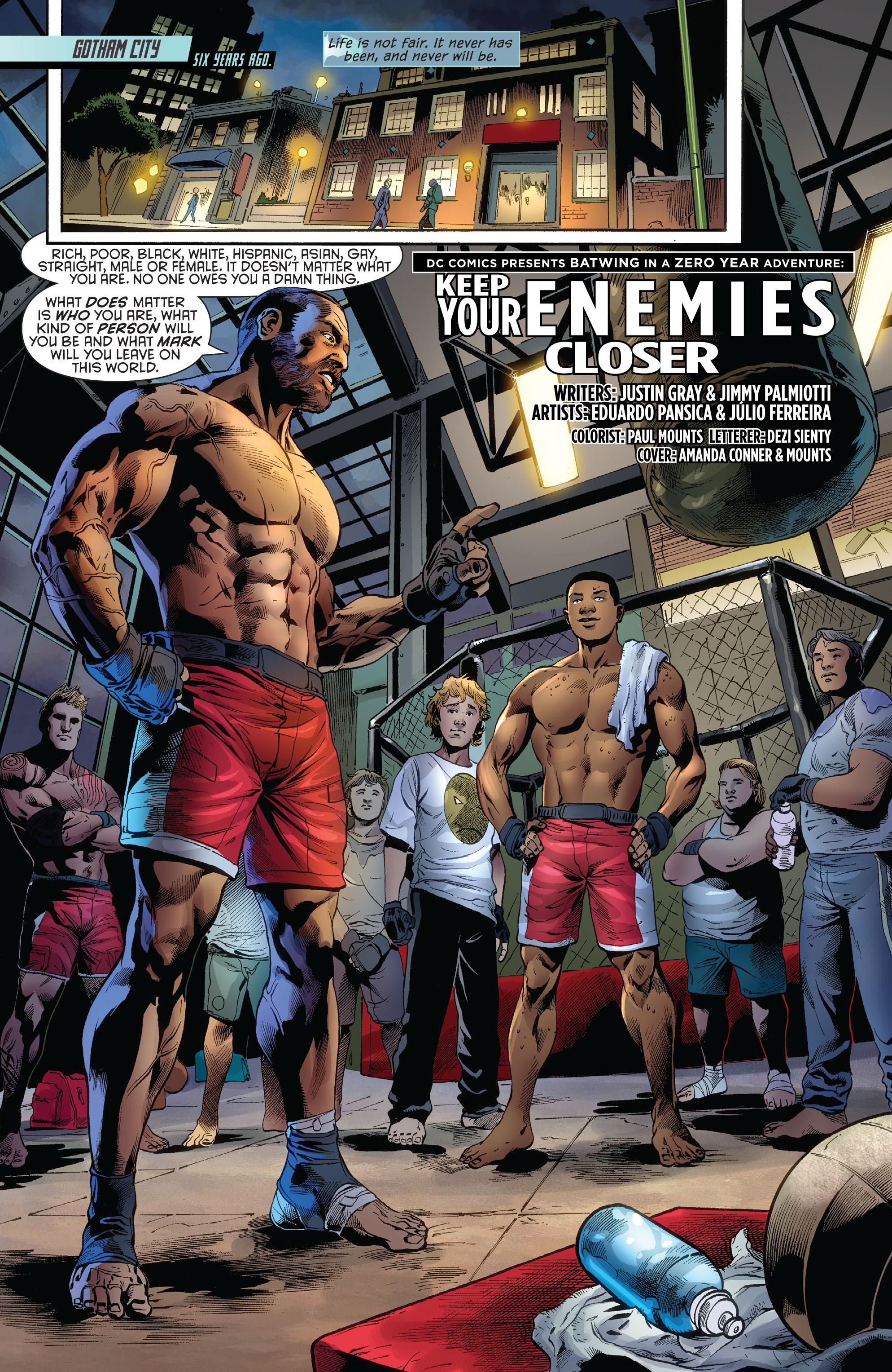 DC Comics: Zero Year chap tpb pic 115