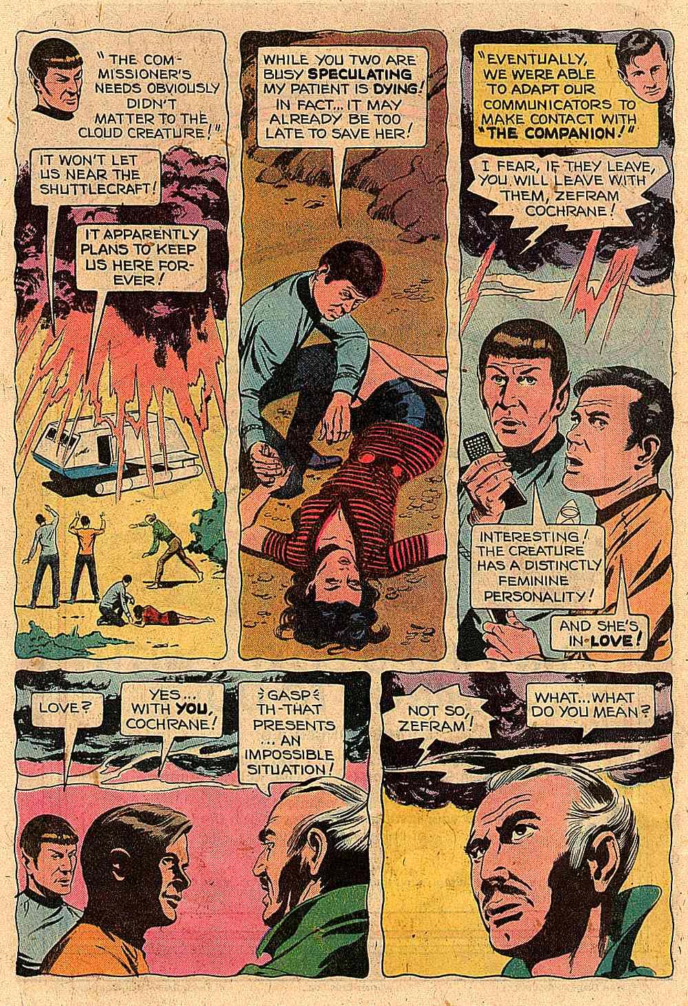 Star Trek (1967) #49 #49 - English 6