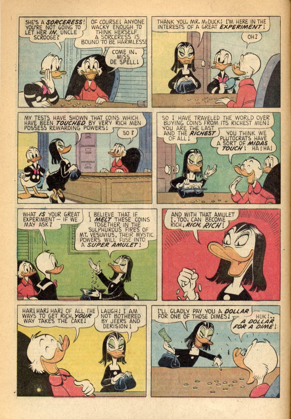 Uncle Scrooge (1953) Issue #93 #93 - English 4