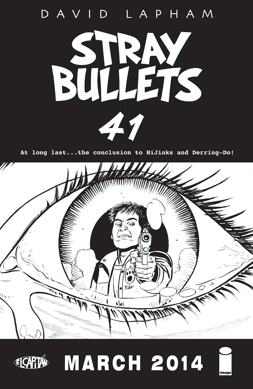 Stray Bullets Issue #1 #1 - English 32