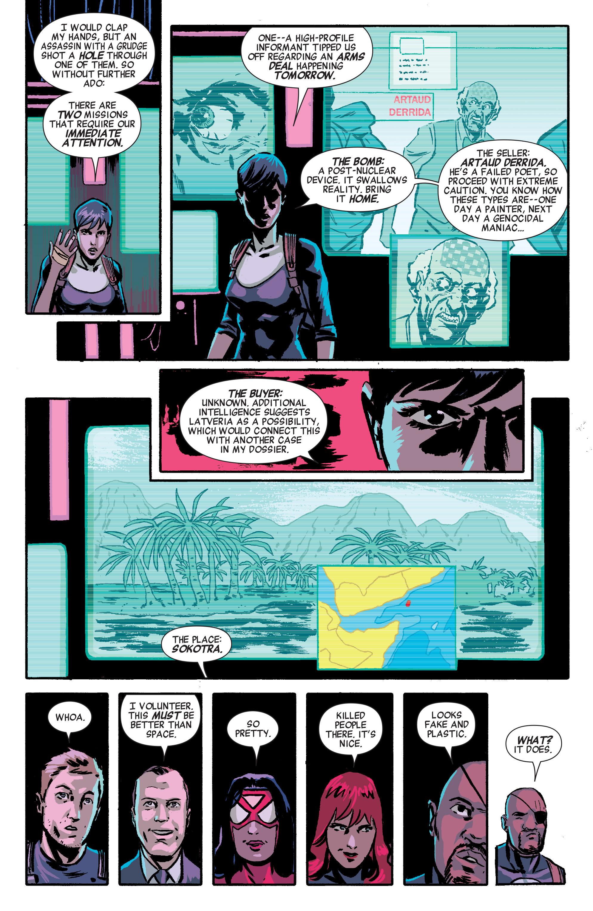 Read online Secret Avengers (2014) comic -  Issue #3 - 5
