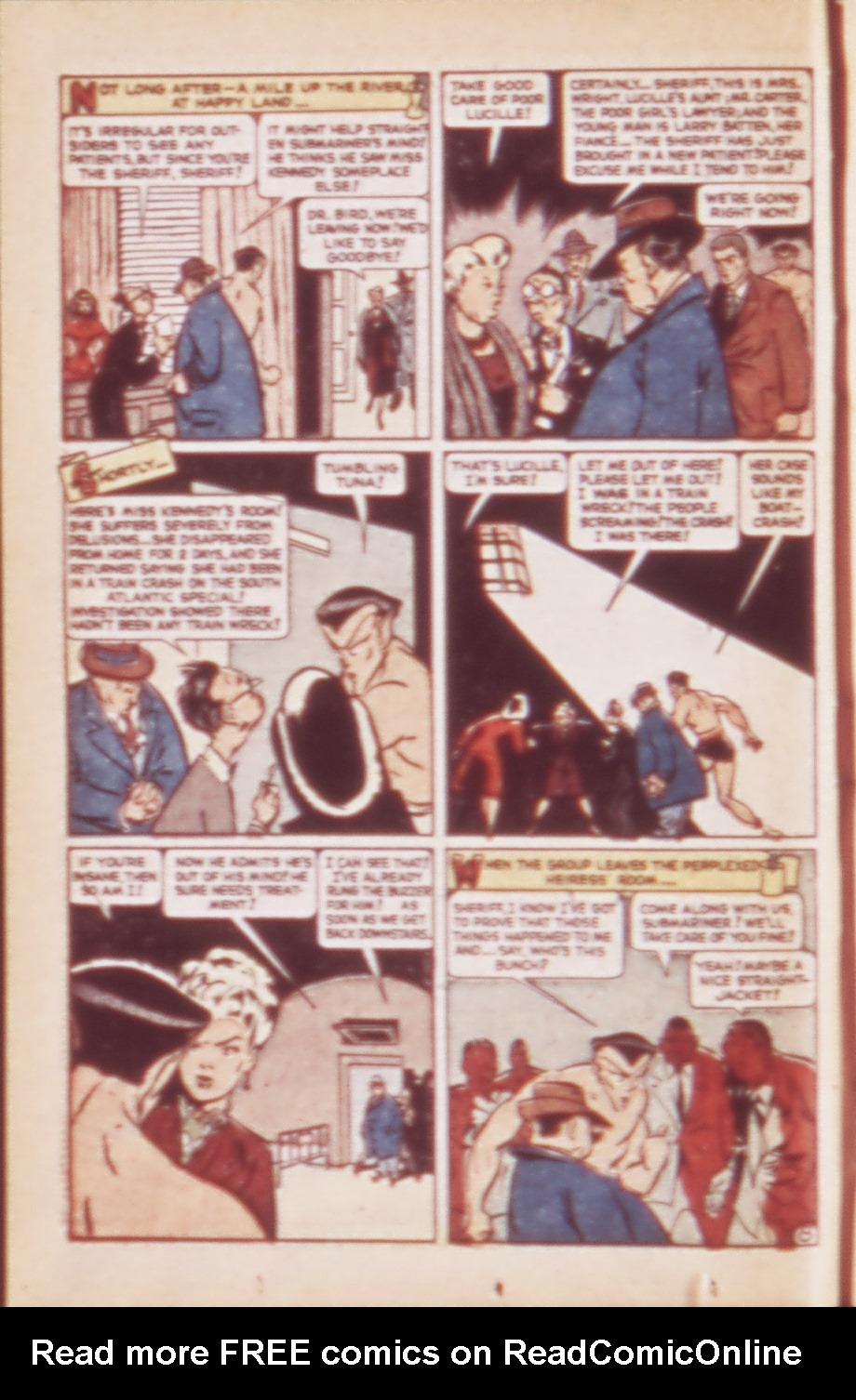 Sub-Mariner Comics Issue #19 #19 - English 22