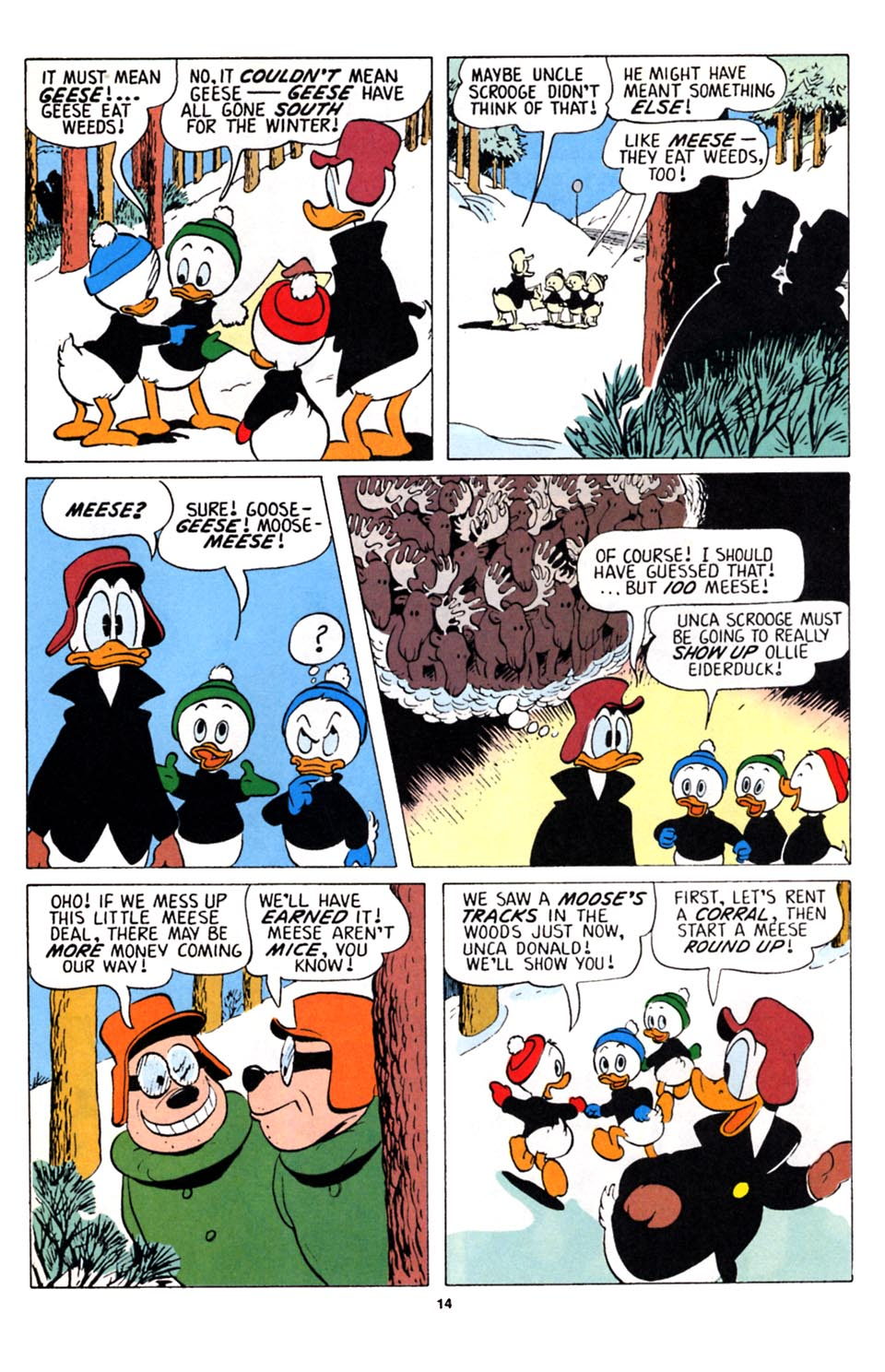 Uncle Scrooge (1953) Issue #251 #251 - English 15