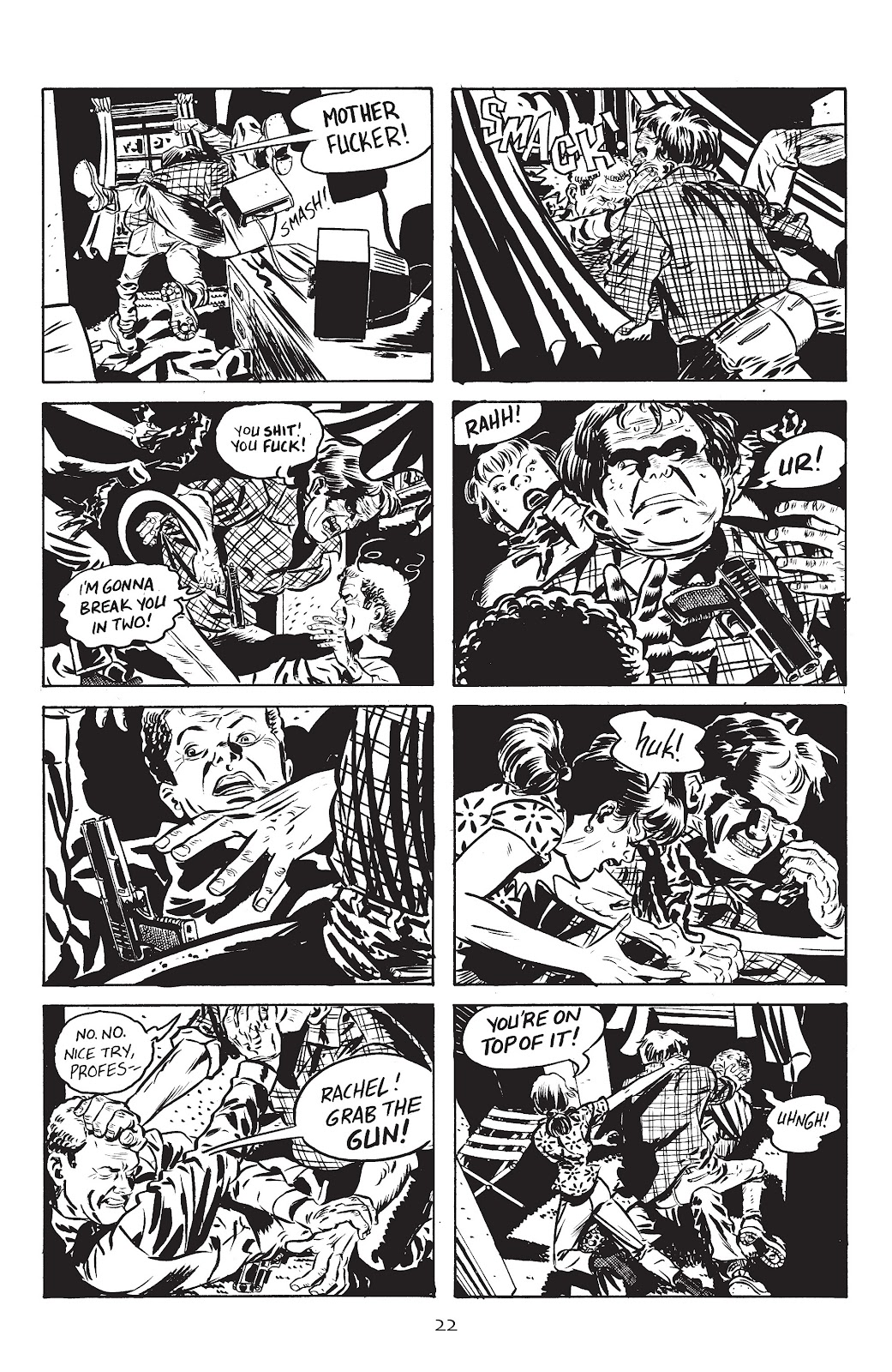 Stray Bullets Issue #20 #20 - English 24