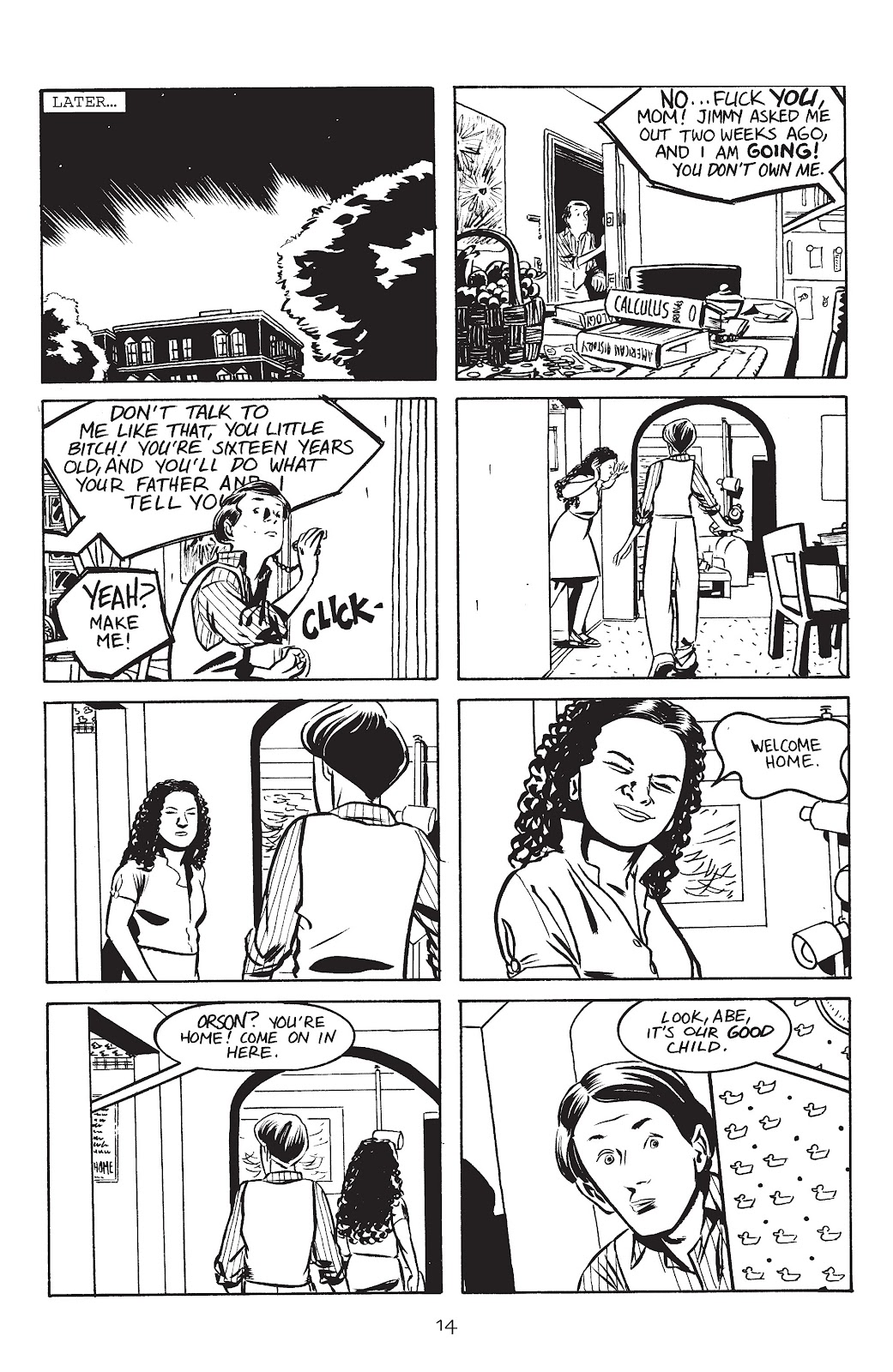 Stray Bullets Issue #5 #5 - English 16