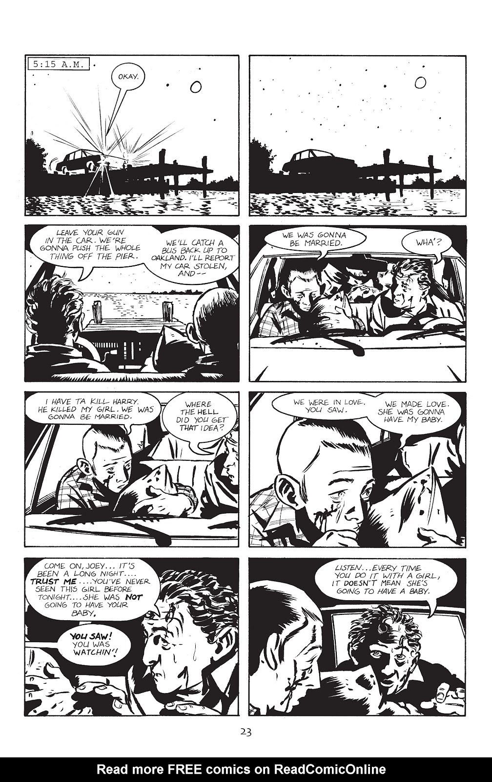 Stray Bullets Issue #1 #1 - English 26