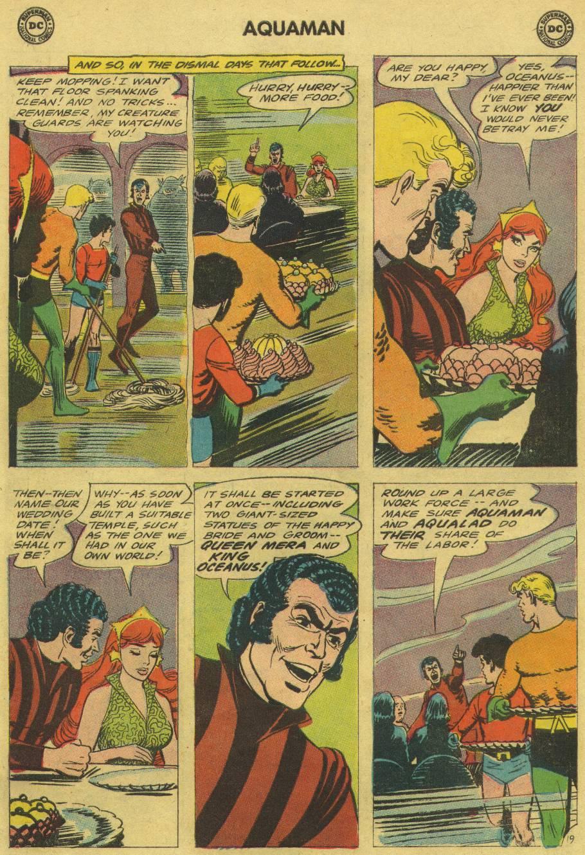 Aquaman (1962) Issue #18 #18 - English 26