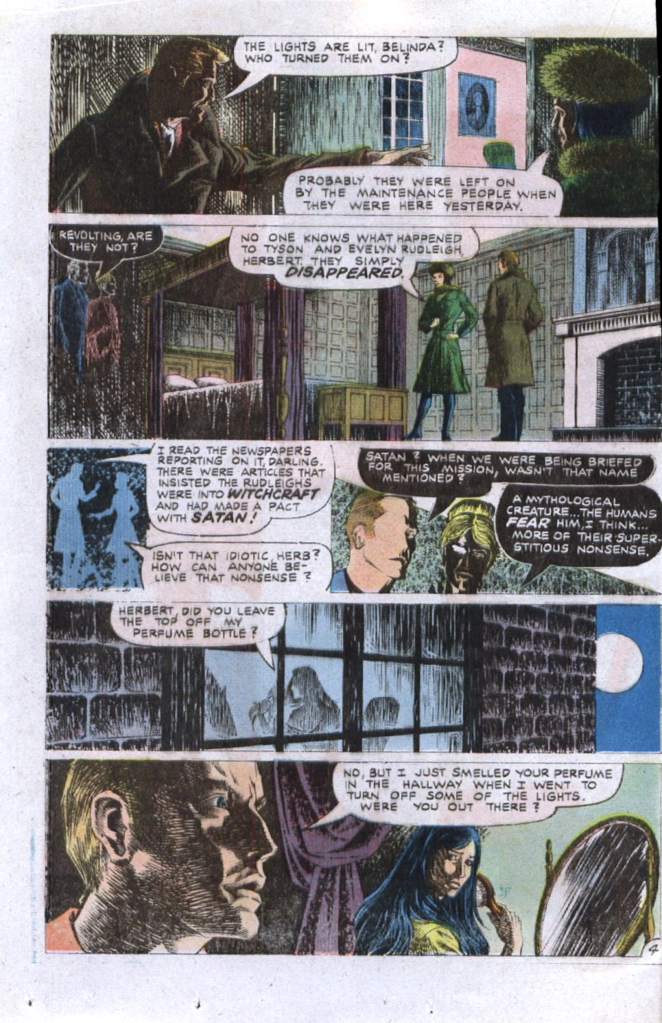 Read online Scary Tales comic -  Issue #26 - 16