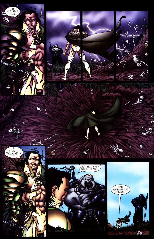 Read online Scion comic -  Issue #4 - 28