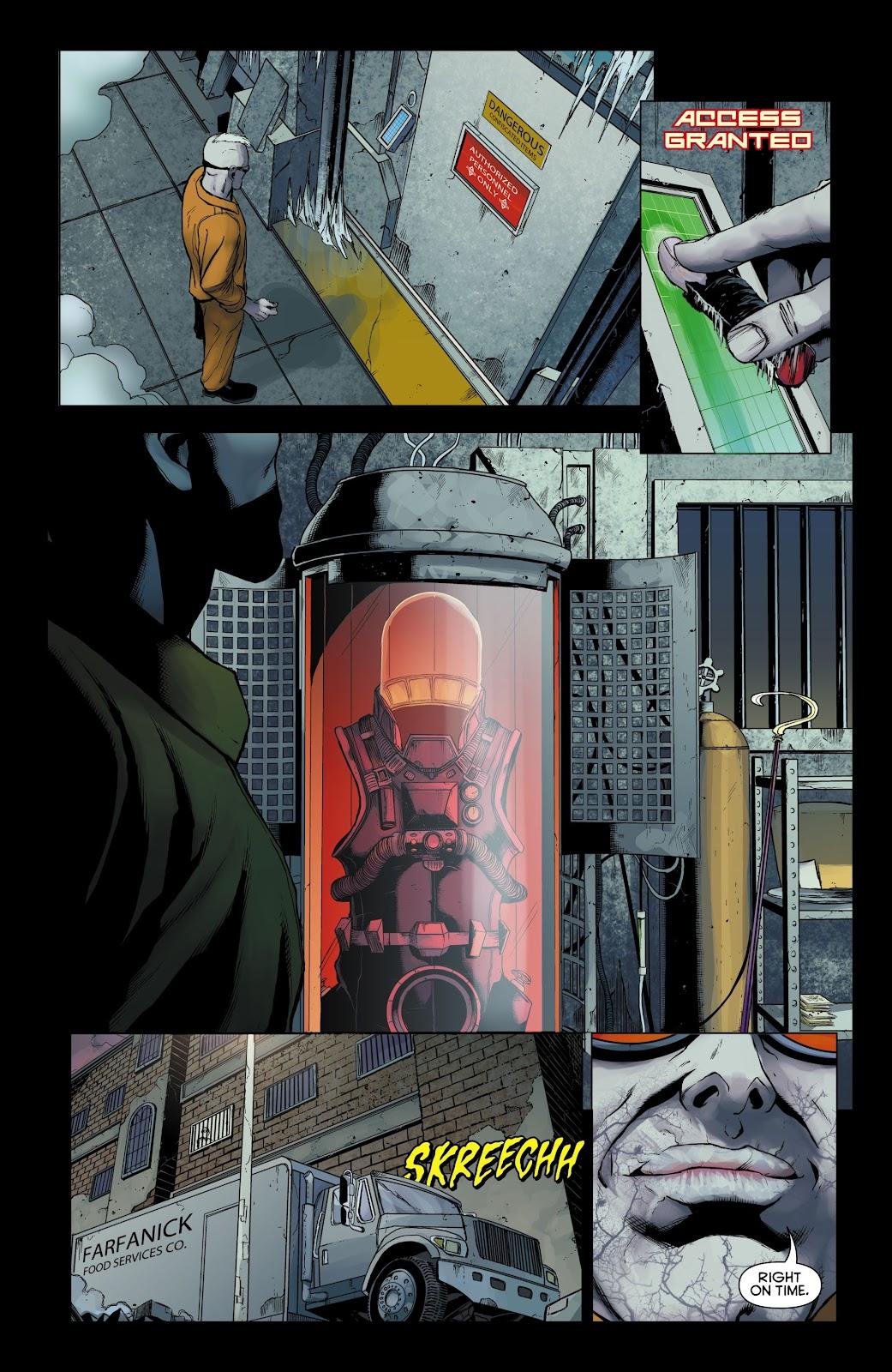 Batman (2011) Annual 1 #11 - English 11