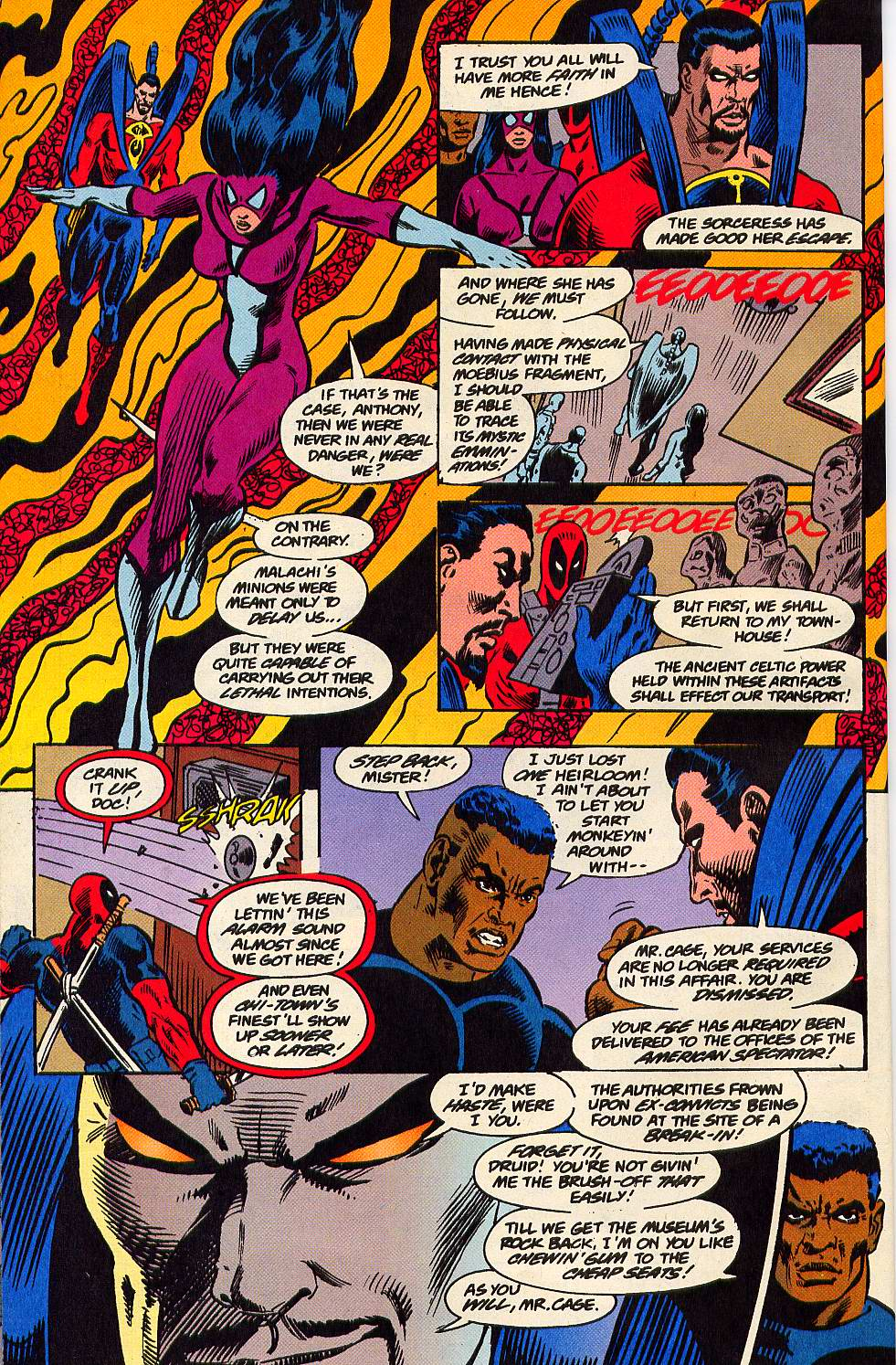 Read online Secret Defenders comic -  Issue #16 - 6