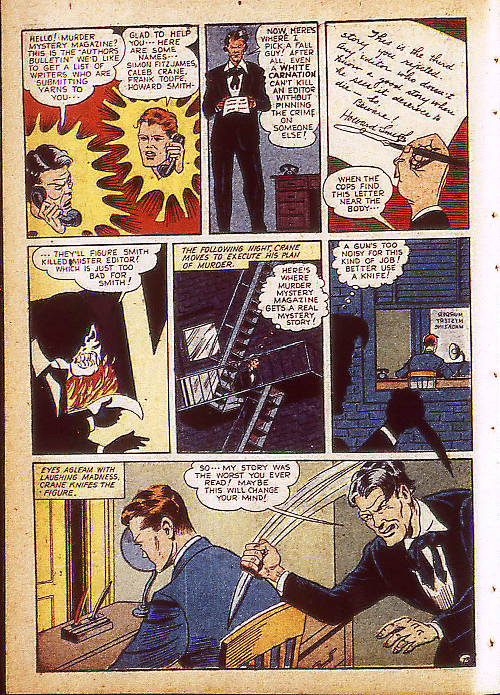 Sub-Mariner Comics Issue #8 #8 - English 59