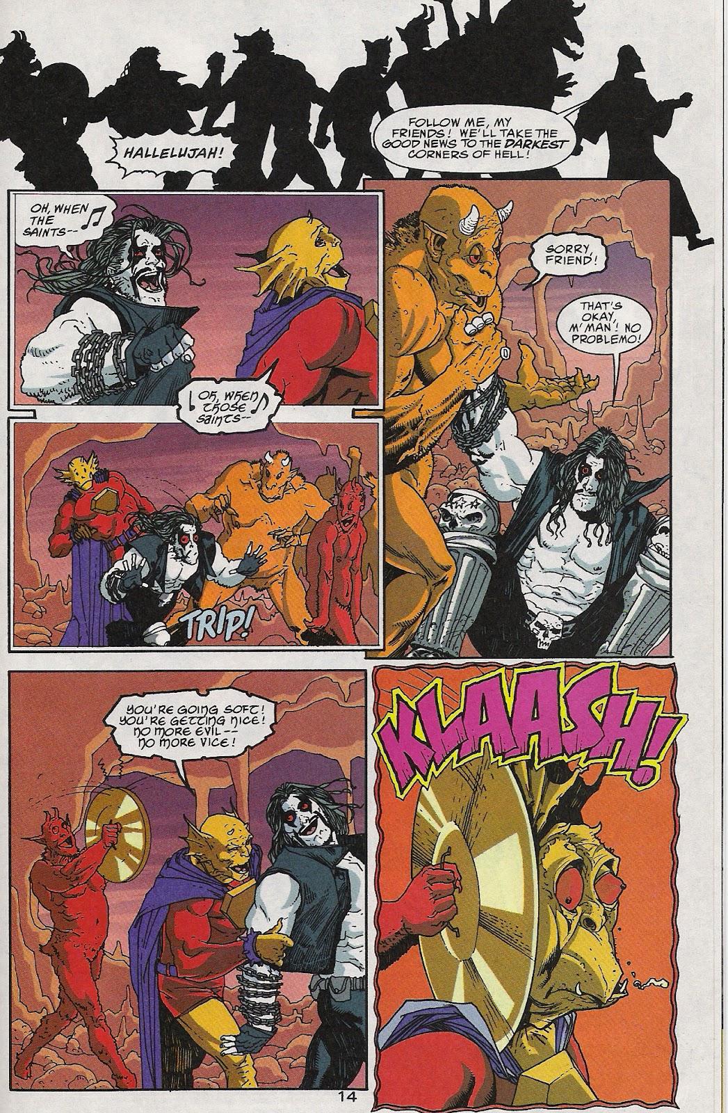Lobo (1993) Issue #64 #69 - English 15