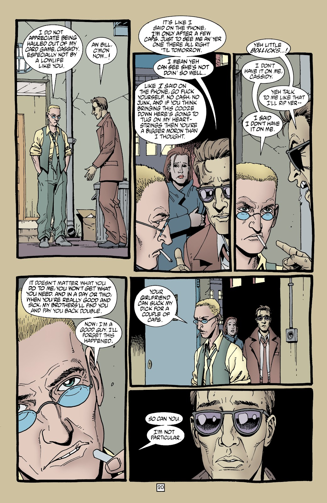 Preacher Issue #56 #65 - English 21