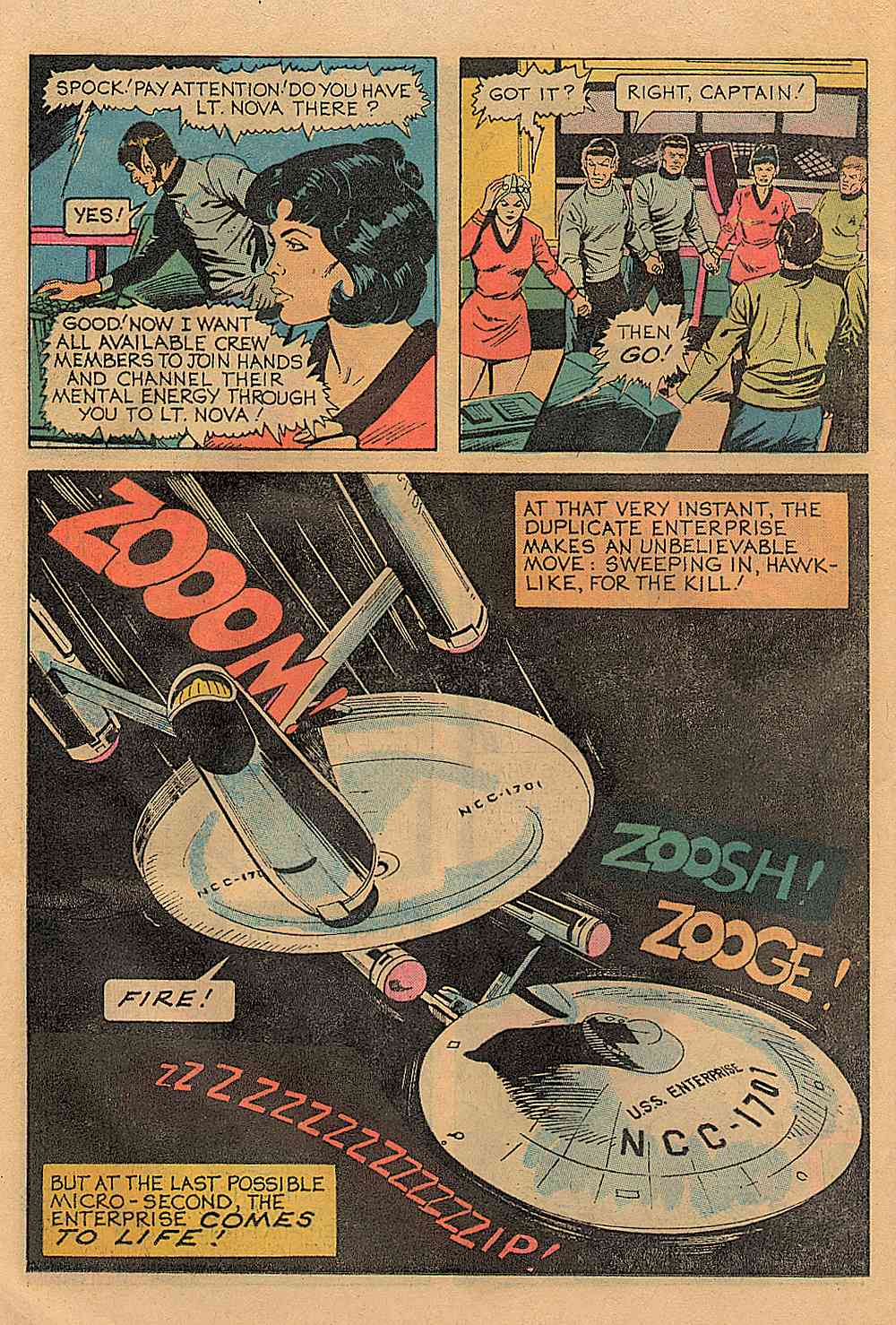 Star Trek (1967) Issue #33 #33 - English 20