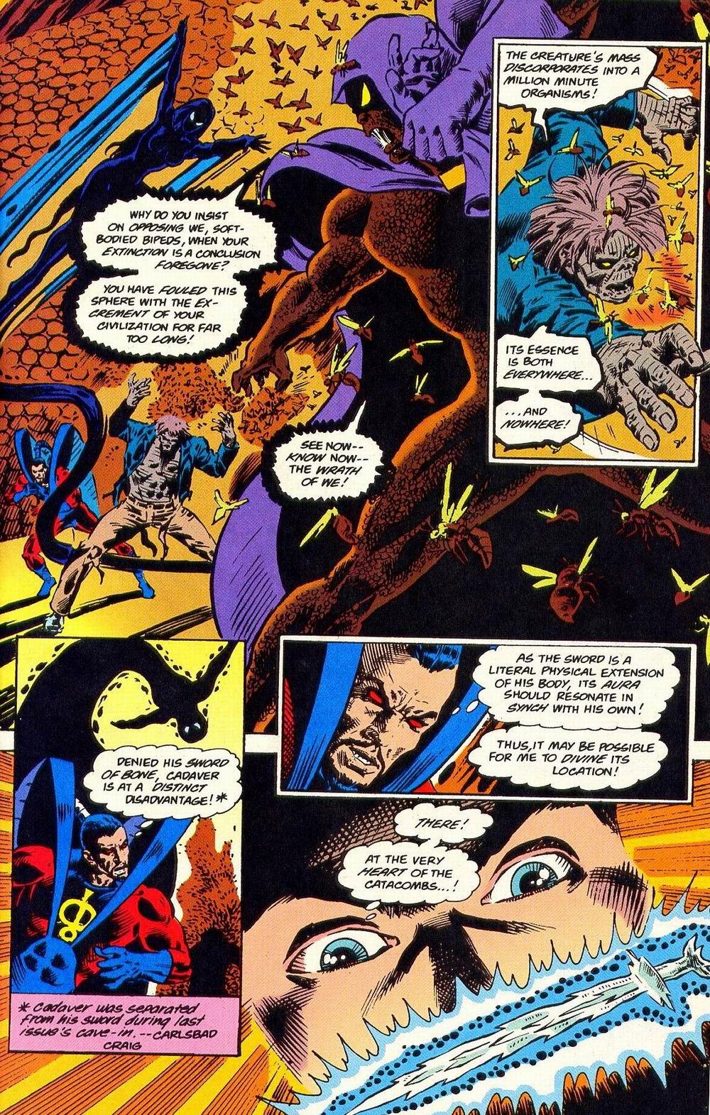 Read online Secret Defenders comic -  Issue #19 - 14