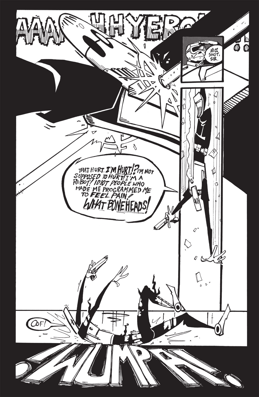 Read online Scud: The Disposable Assassin: The Whole Shebang comic -  Issue # TPB (Part 1) - 63