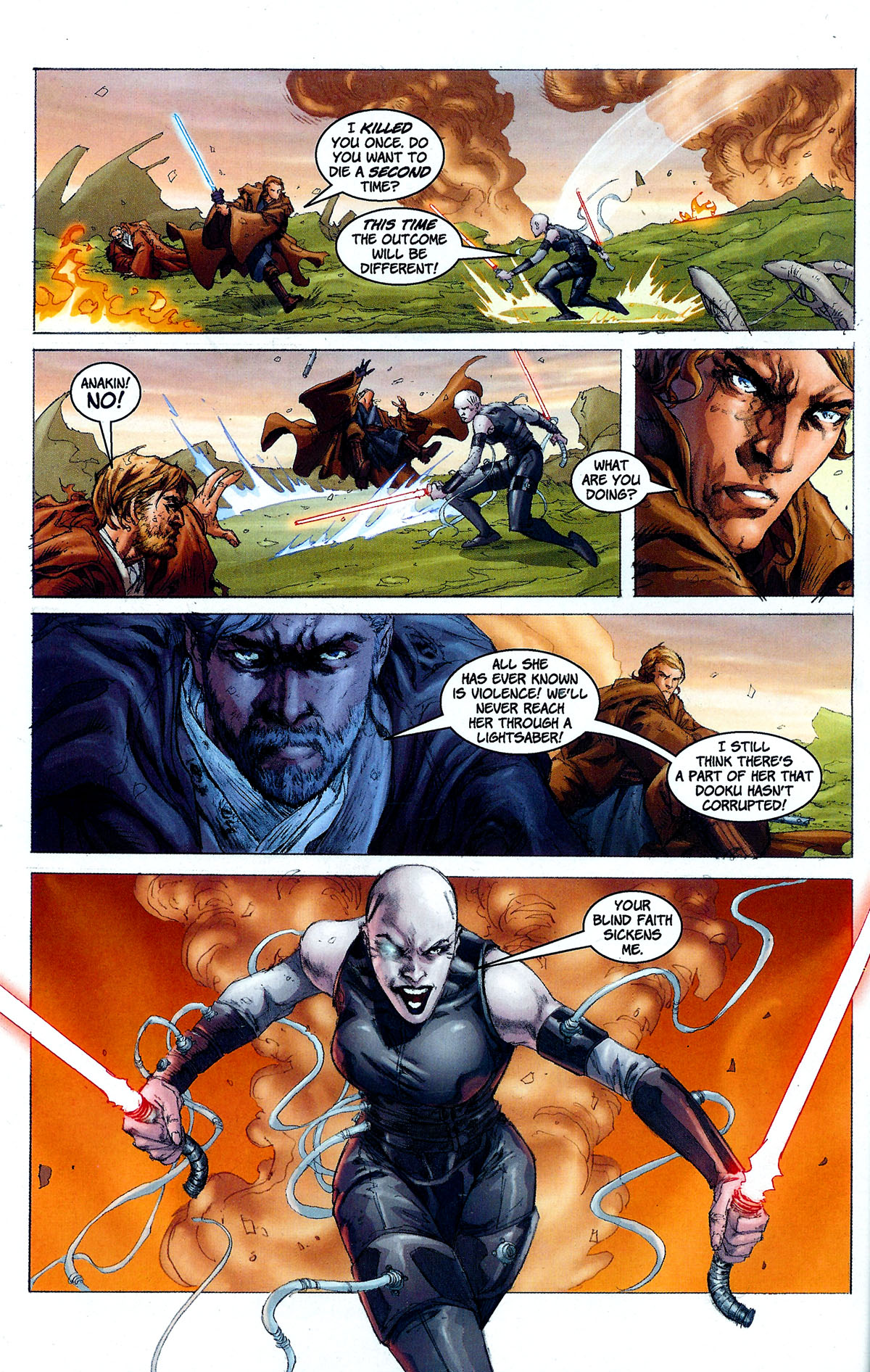Star Wars: Obsession #5 #5 - English 12