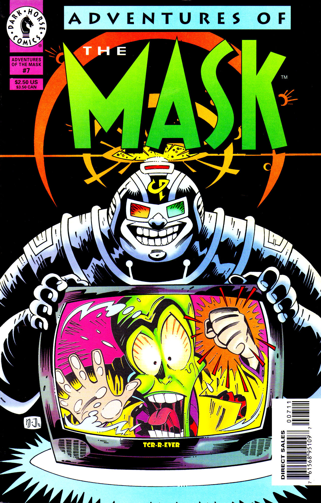 Adventures Of The Mask 7 Page 1