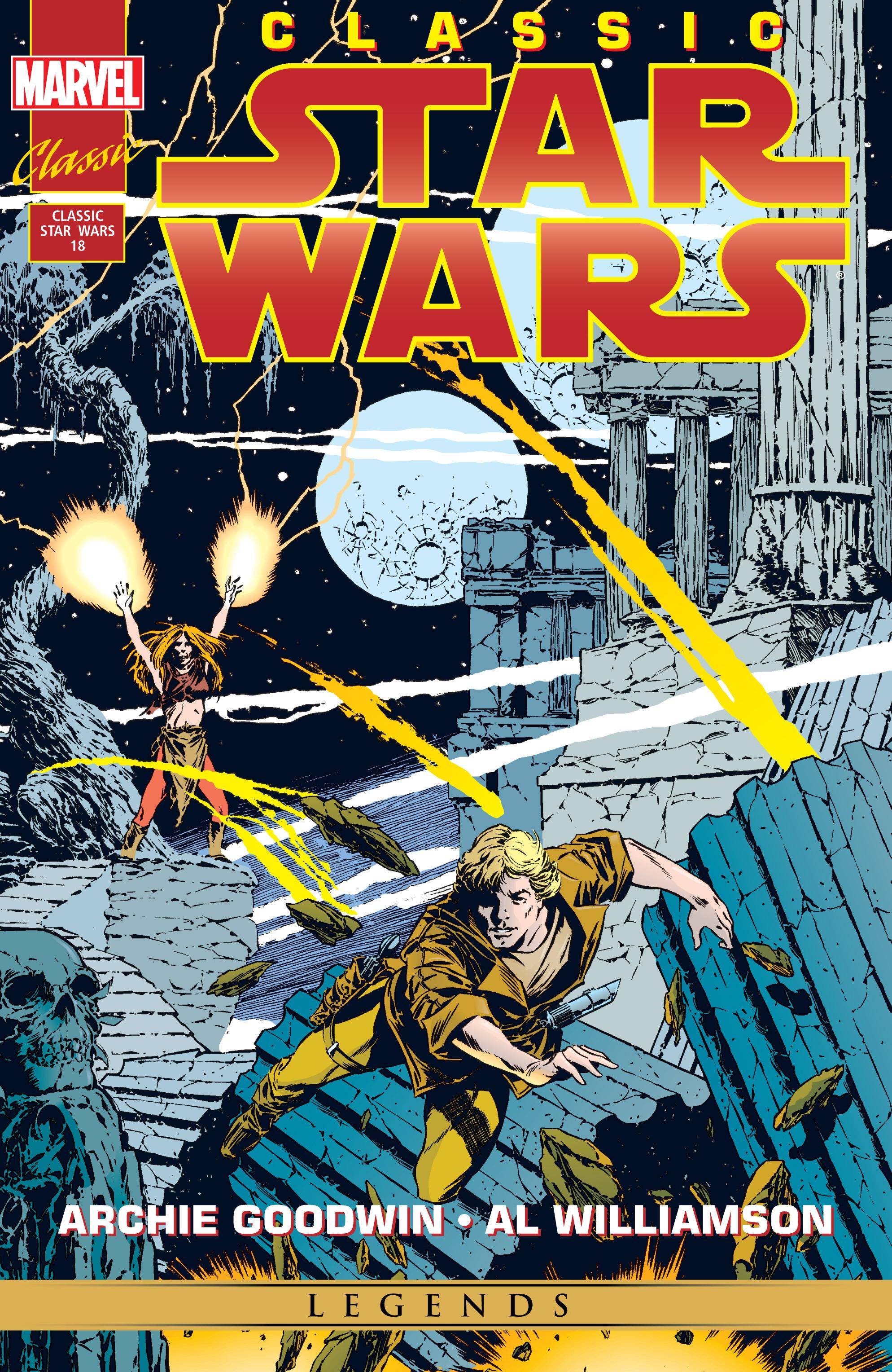 Classic Star Wars #18 #18 - English 1