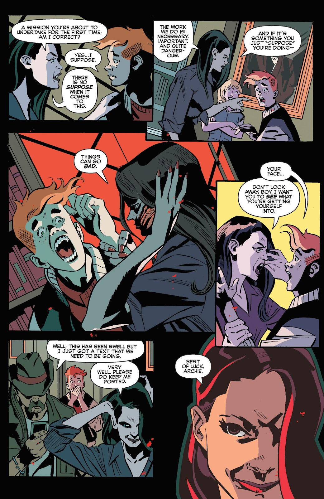 Jughead The Hunger Issue #3 #4 - English 11