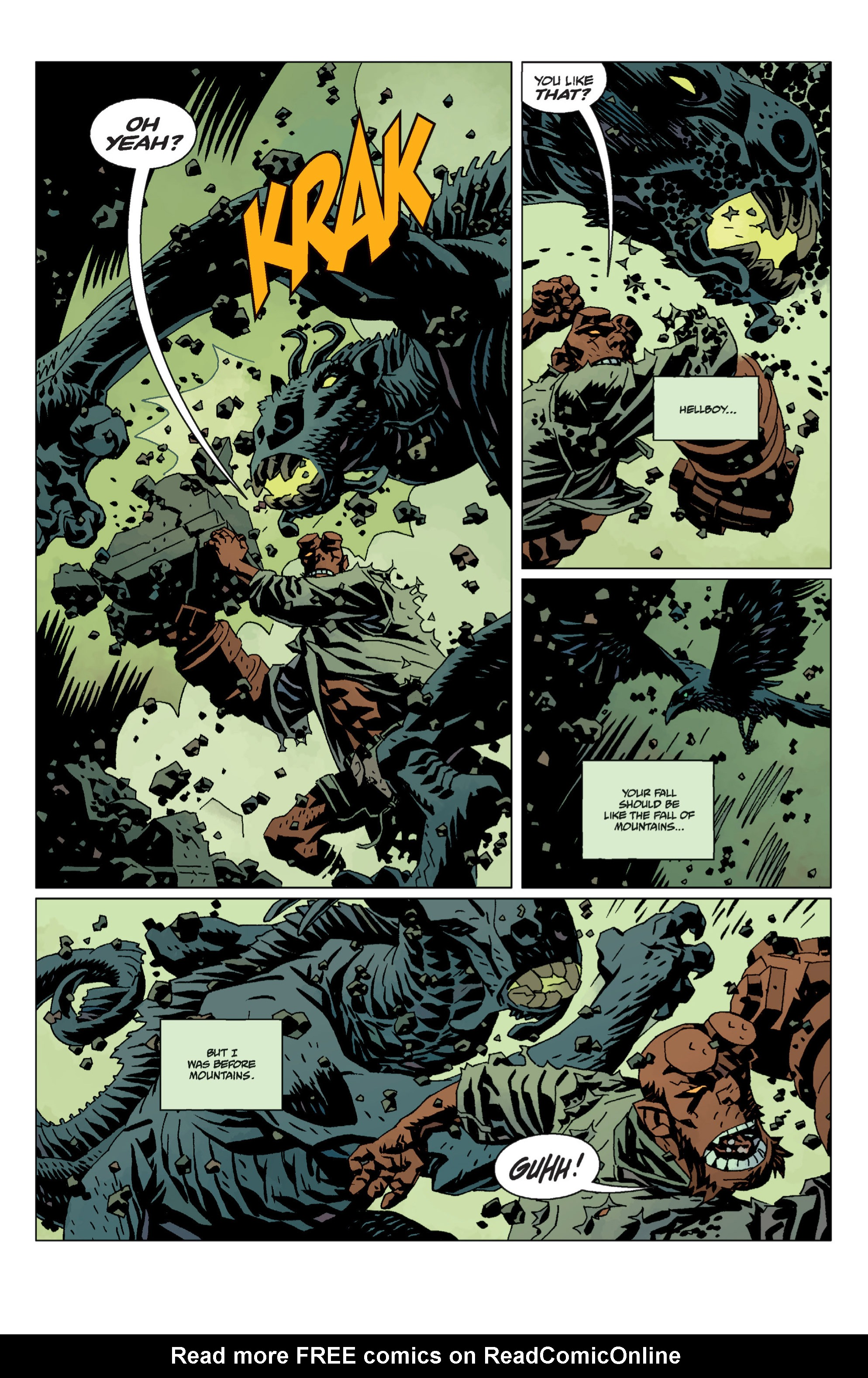 Hellboy chap 12 pic 122