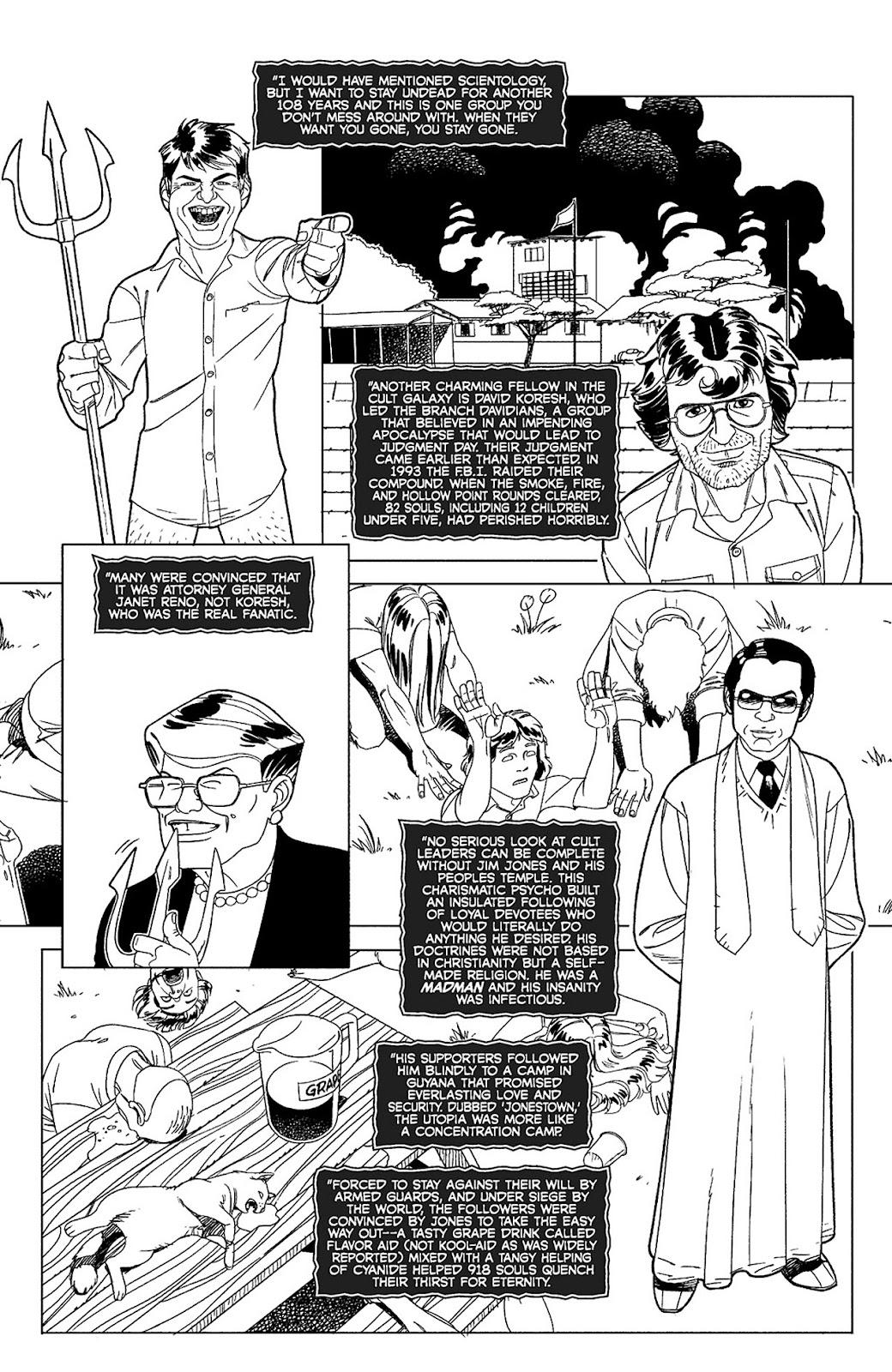 Creepy (2009) Issue #5 #5 - English 38