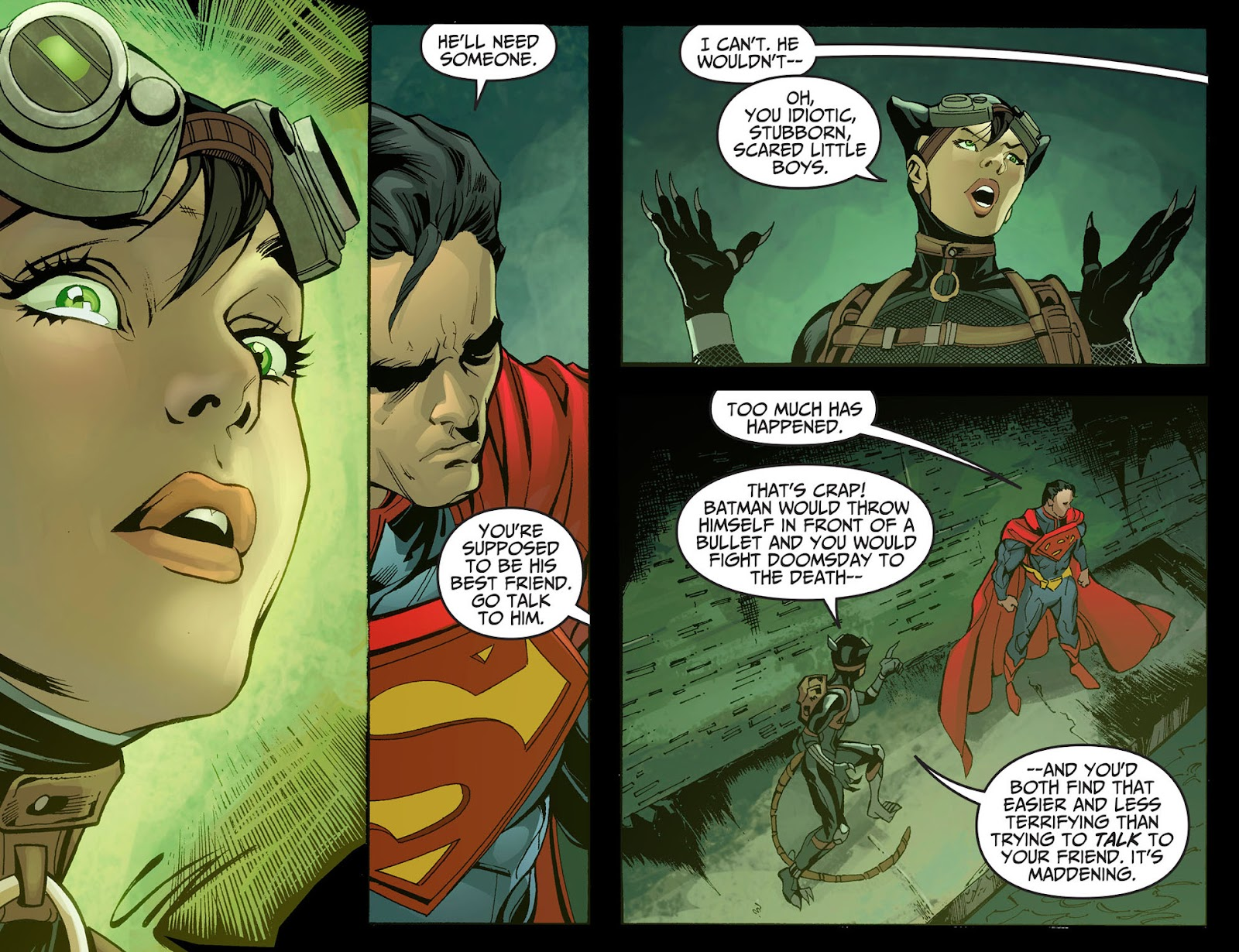 Injustice: Gods Among Us [I] Issue #17 #18 - English 16