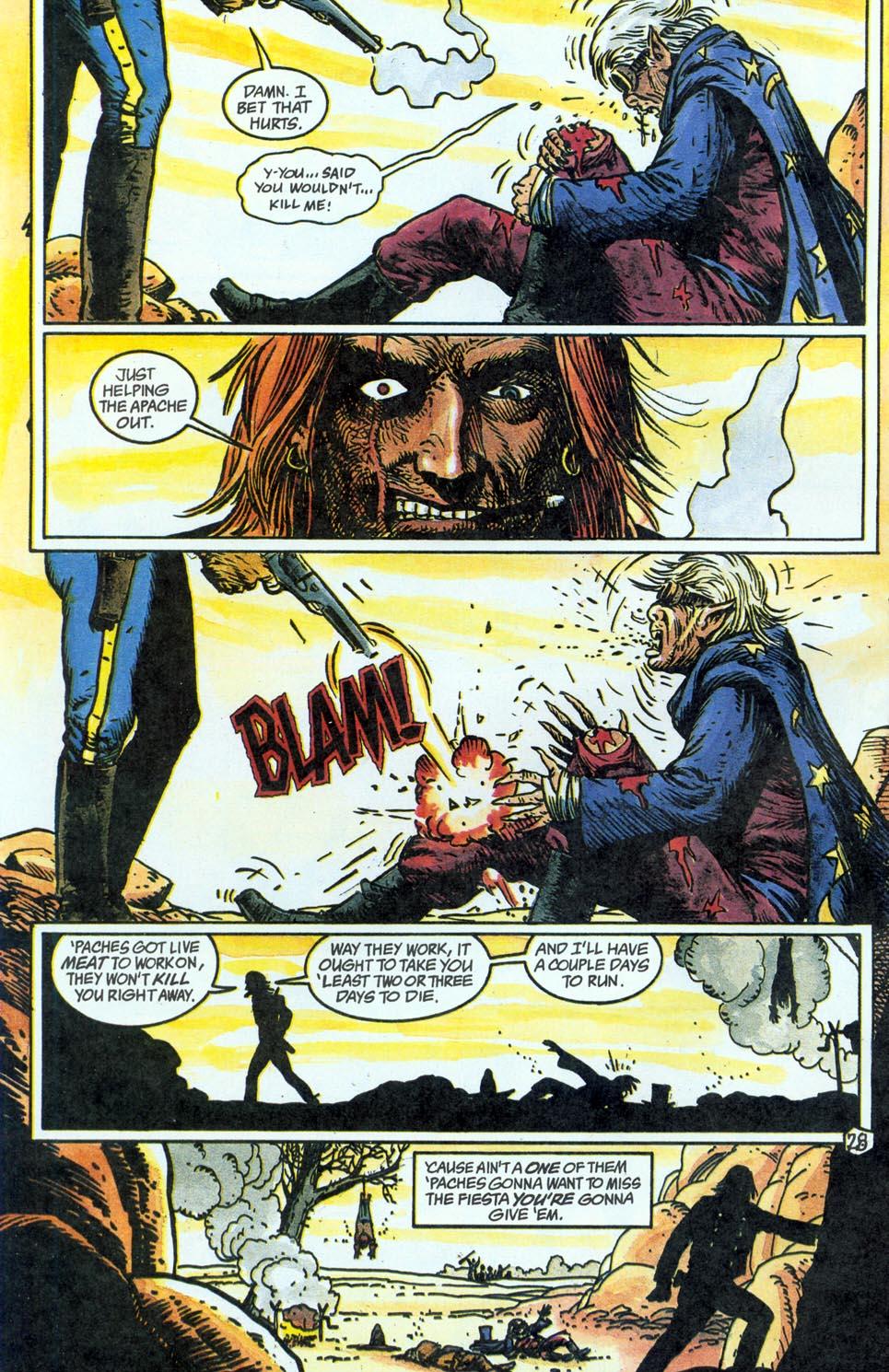Jonah Hex: Two-Gun Mojo Issue #5 #5 - English 30