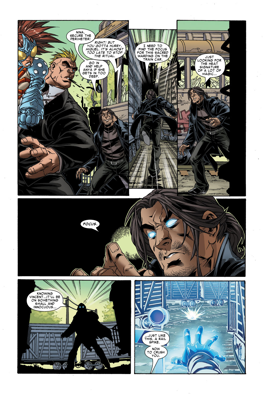 Read online Amazing Fantasy (2004) comic -  Issue #6 - 17