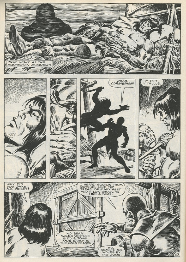 The Savage Sword Of Conan Issue #141 #142 - English 16