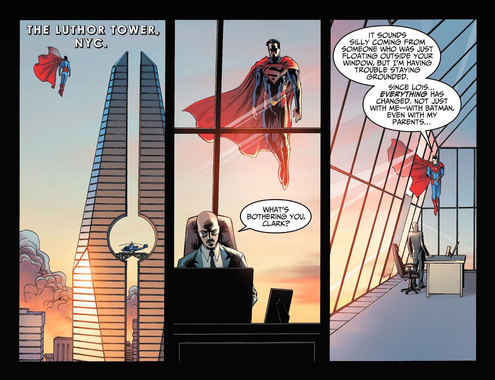 Injustice: Gods Among Us Year Four Issue #8 #9 - English 4