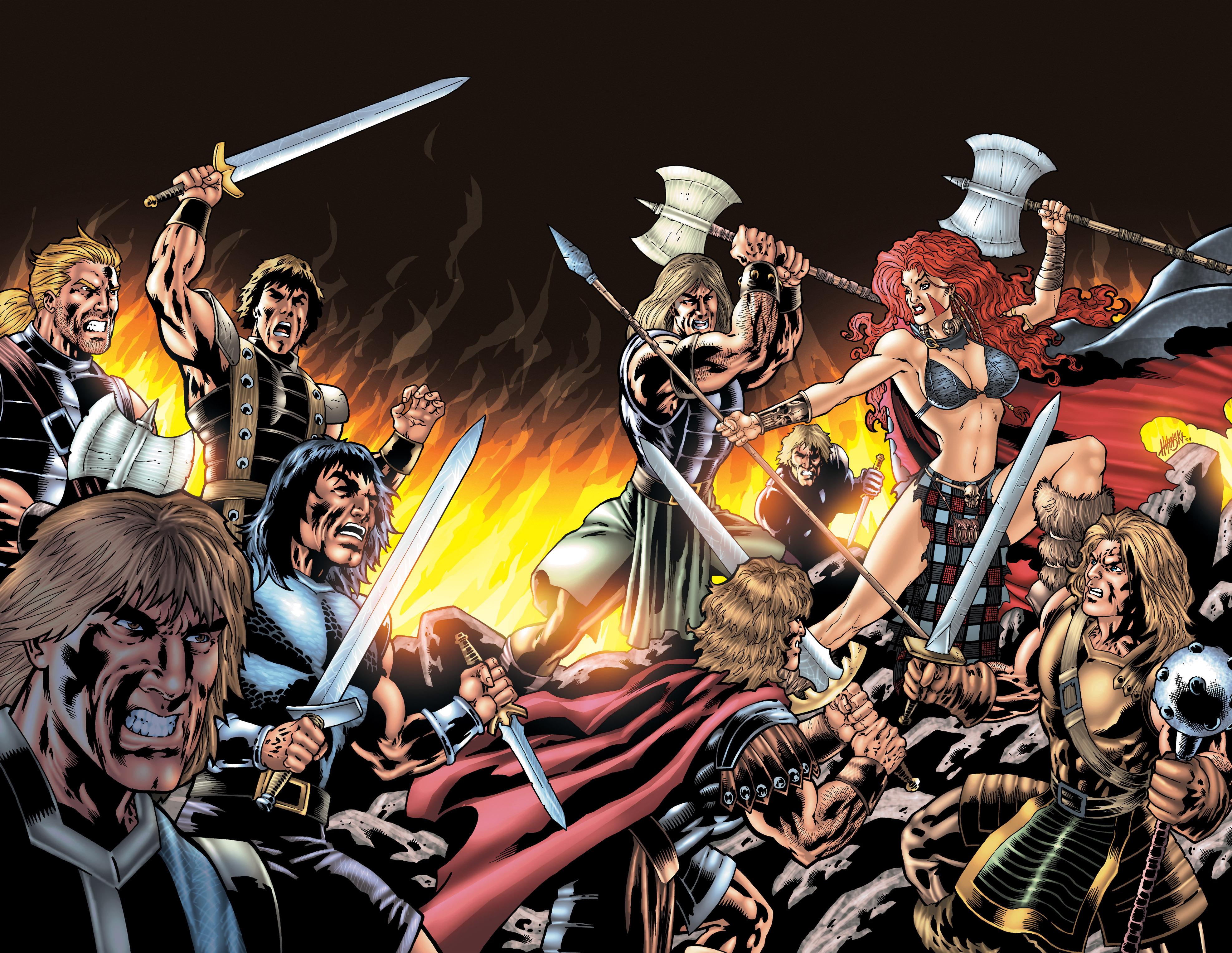 Read online Belladonna comic -  Issue #0 - 52