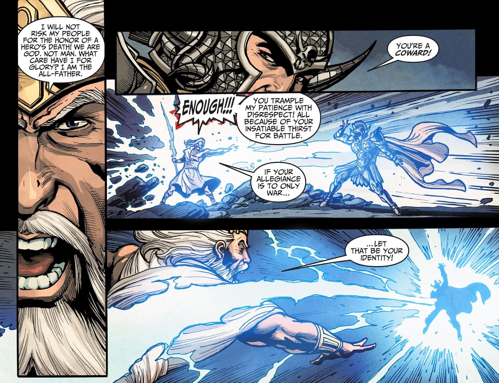 Injustice: Gods Among Us Year Four Issue #16 #17 - English 13