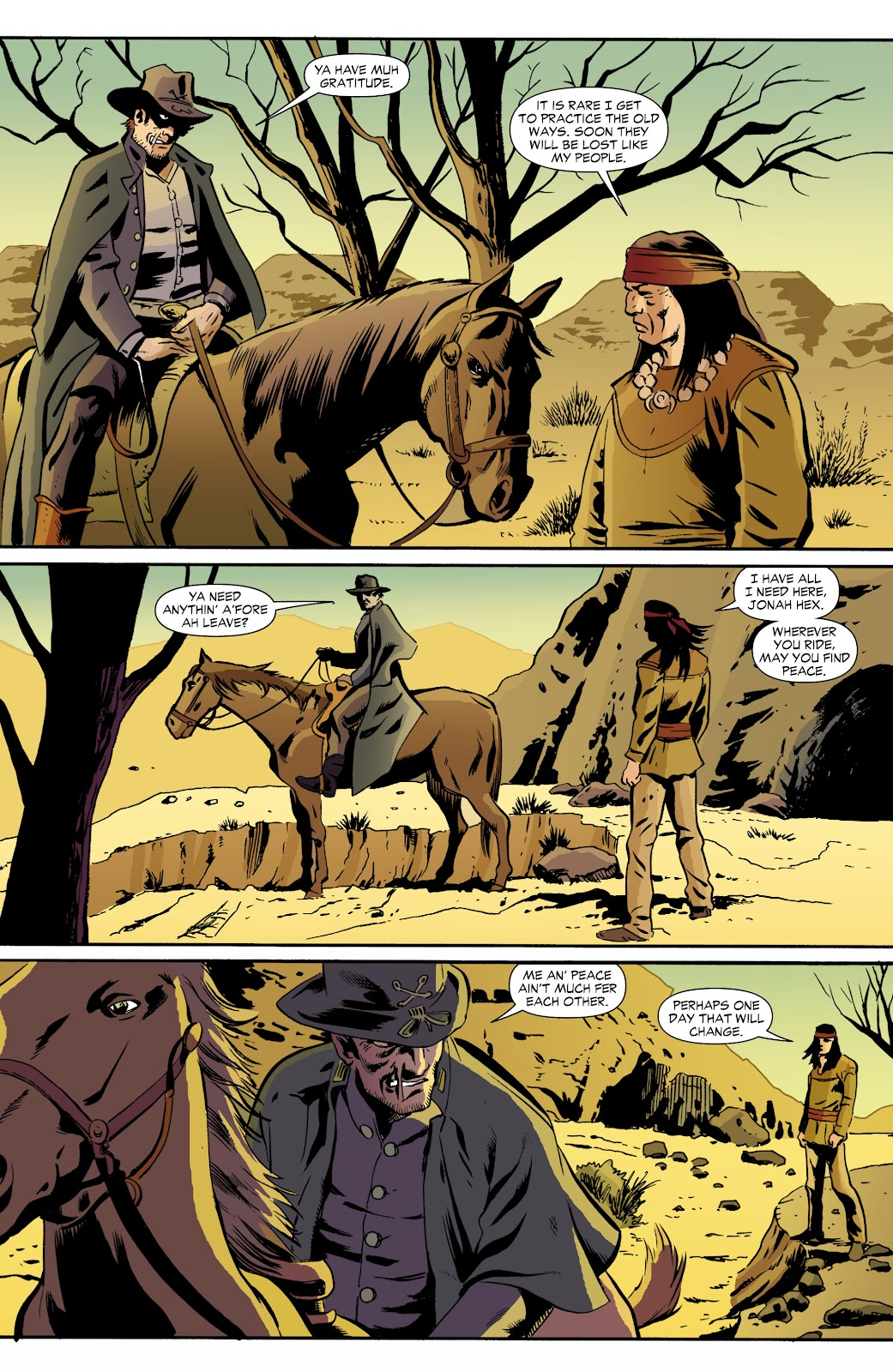 Jonah Hex (2006) Issue #70 #70 - English 20