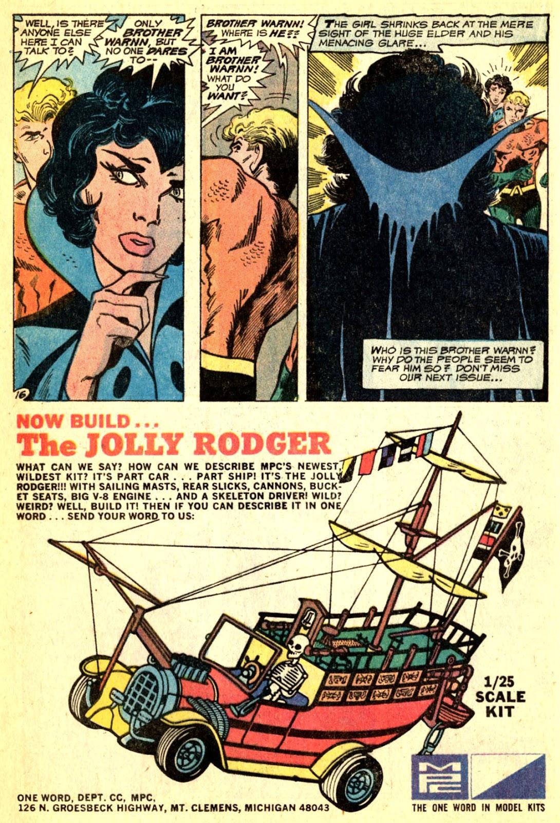 Aquaman (1962) Issue #50 #50 - English 20