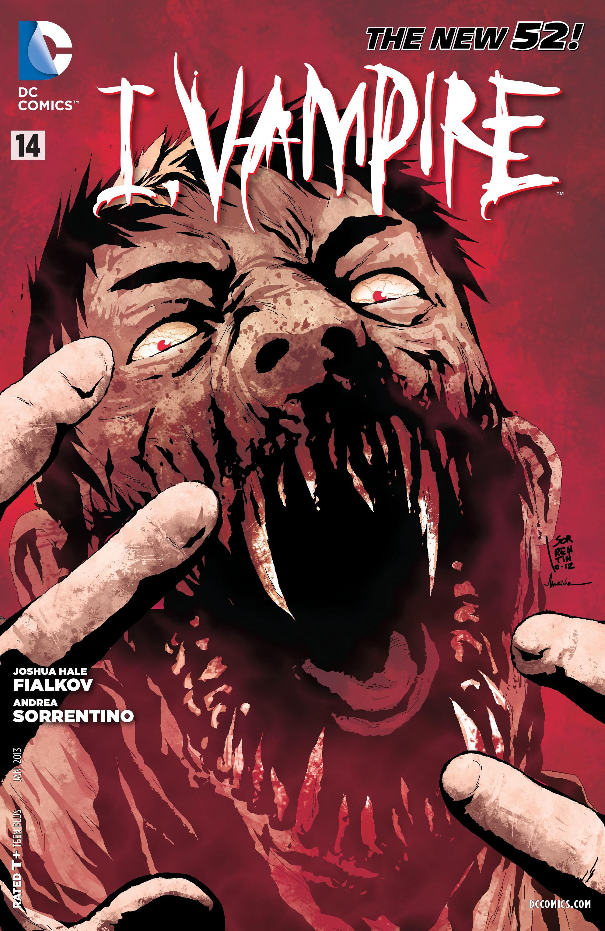 I... Vampire! 14 Page 1