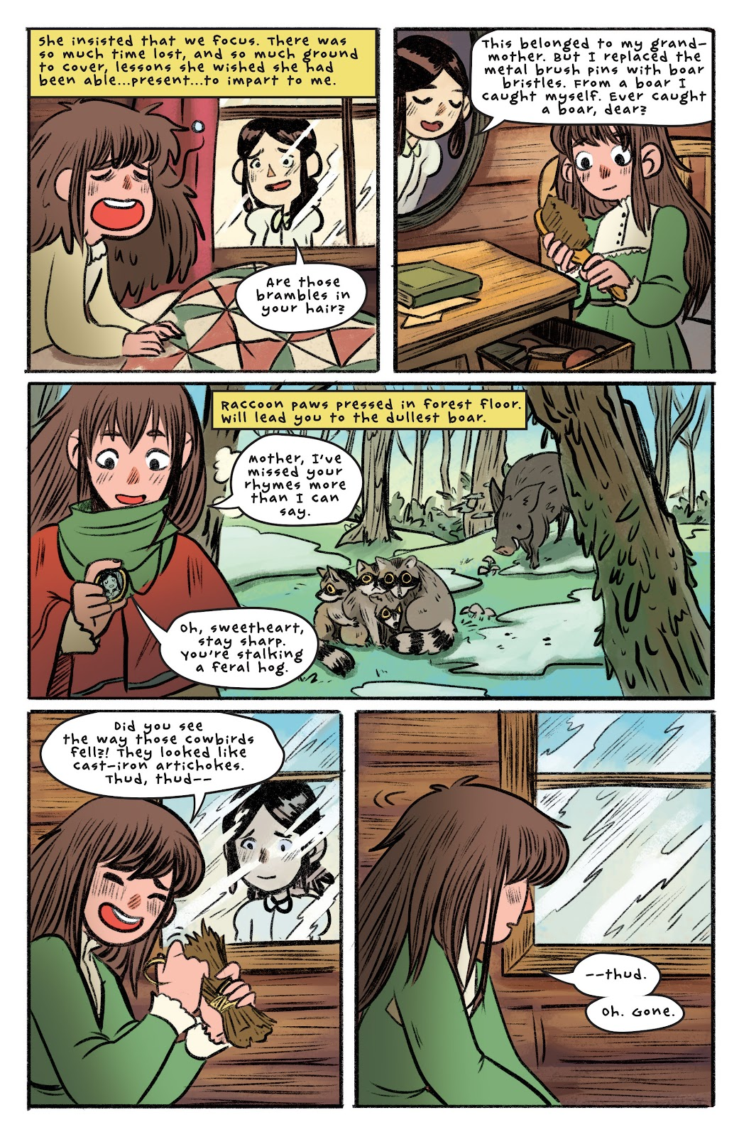 Over the Garden Wall (2016) Issue #3 #3 - English 17