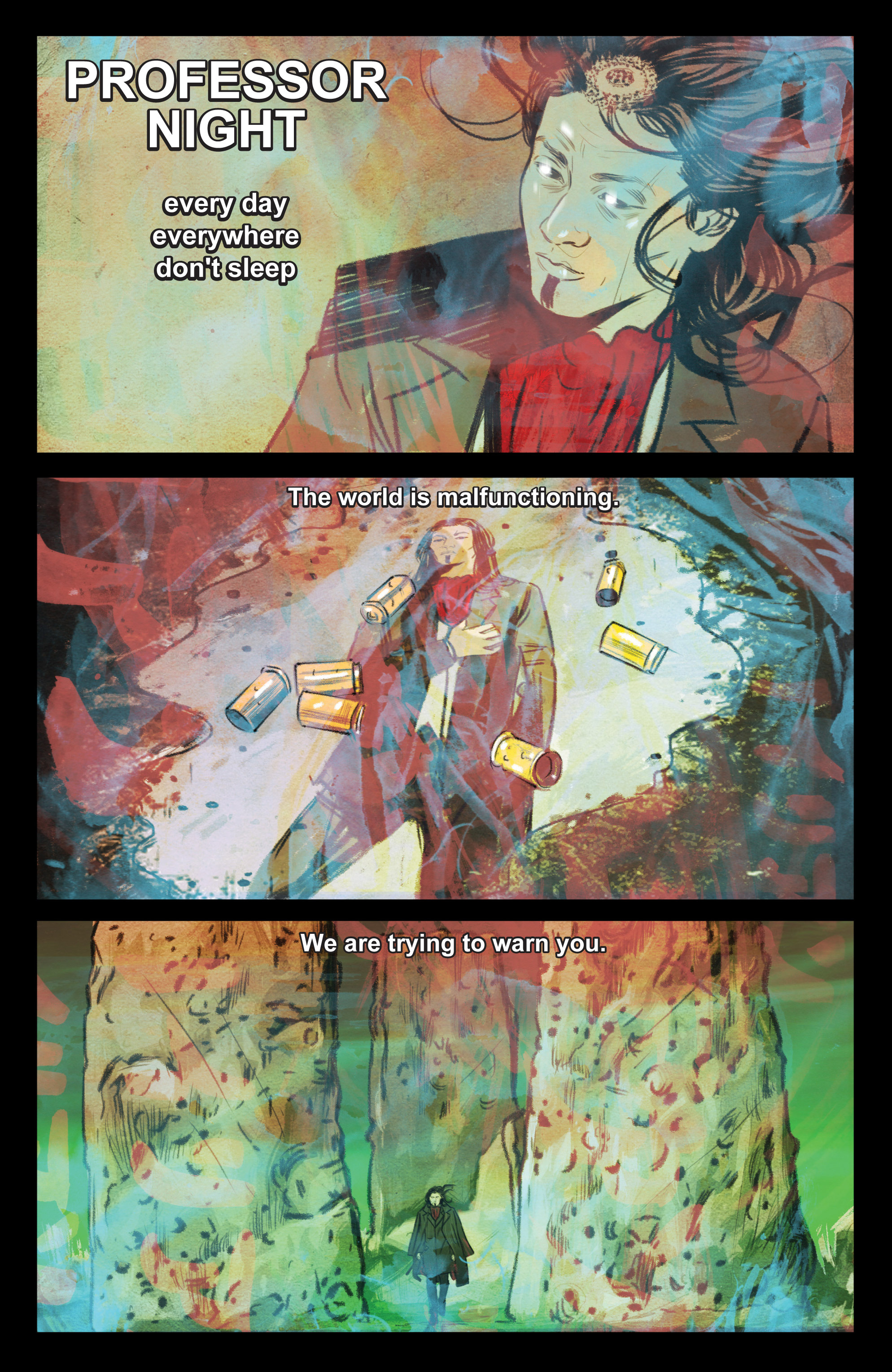 Read online Supreme Blue Rose comic -  Issue #4 - 16